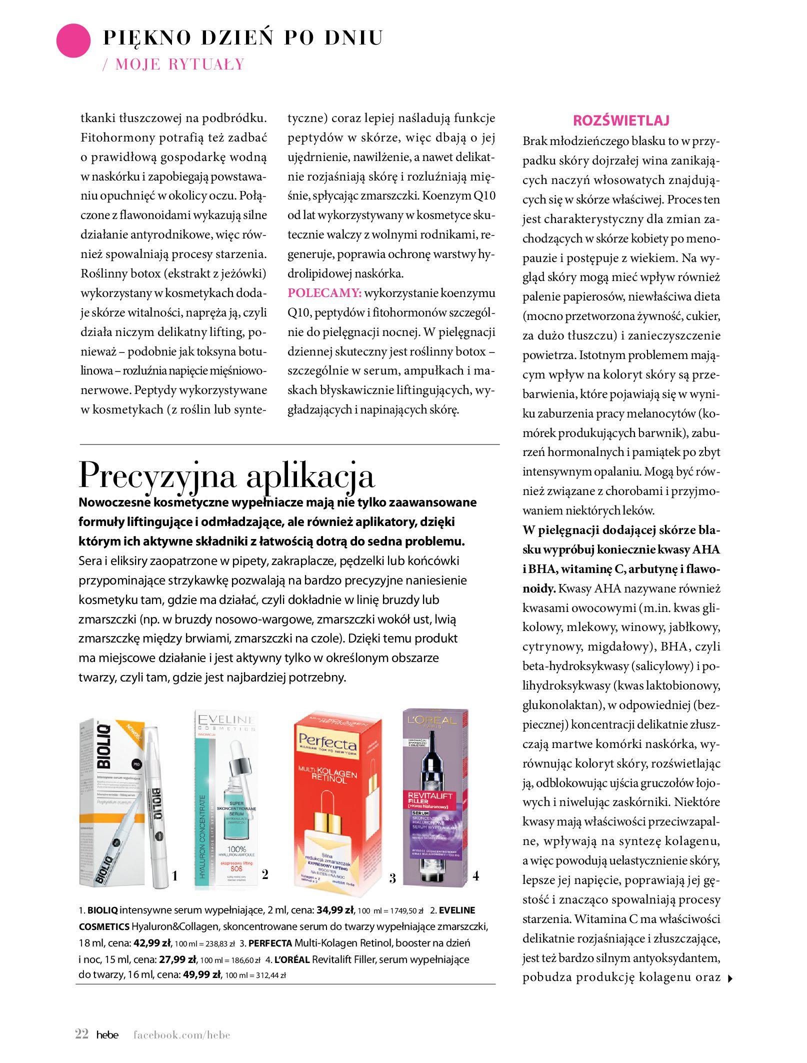 Gazetka hebe: Magazyn hebe 2021-03-11 page-22