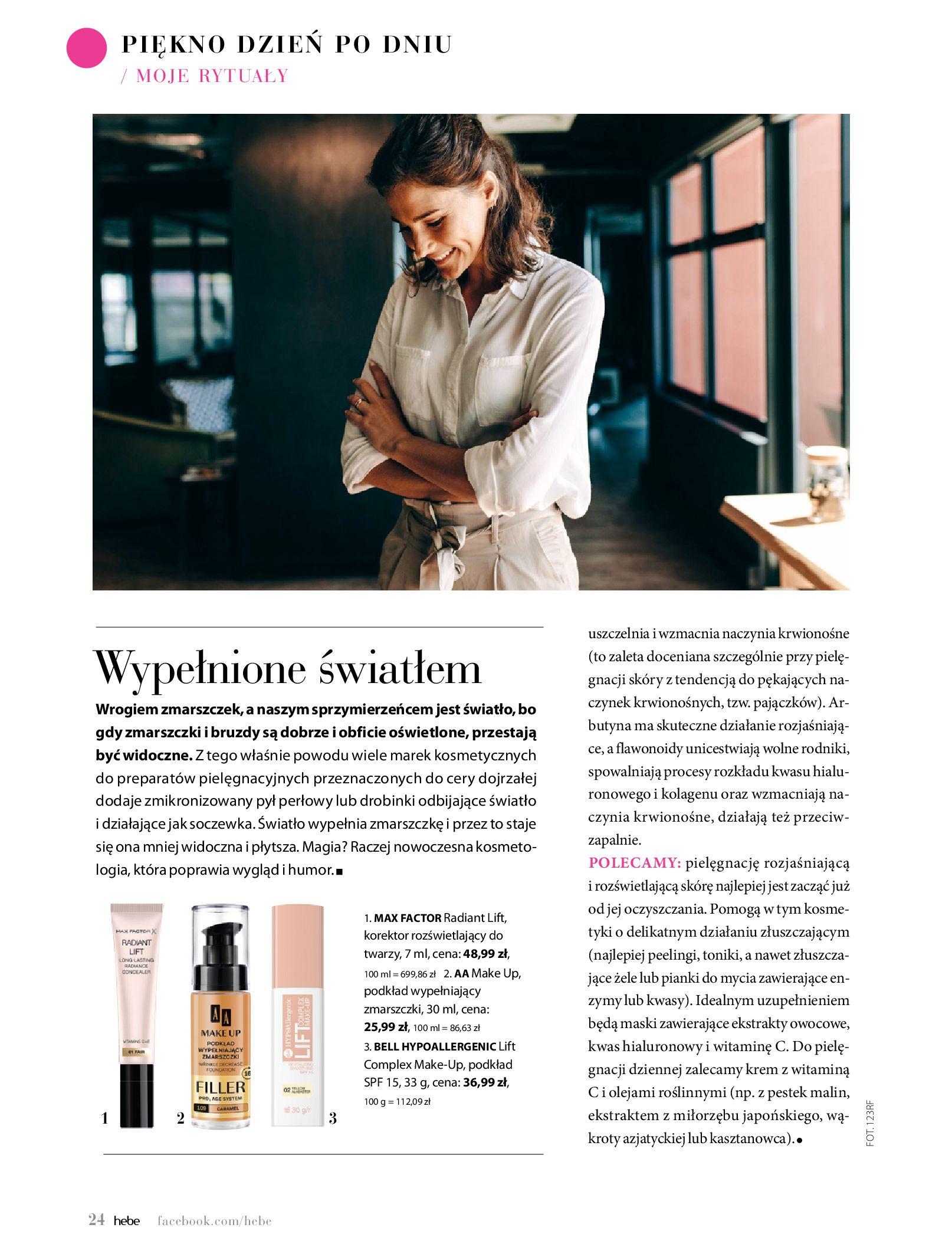 Gazetka hebe: Magazyn hebe 2021-03-11 page-24