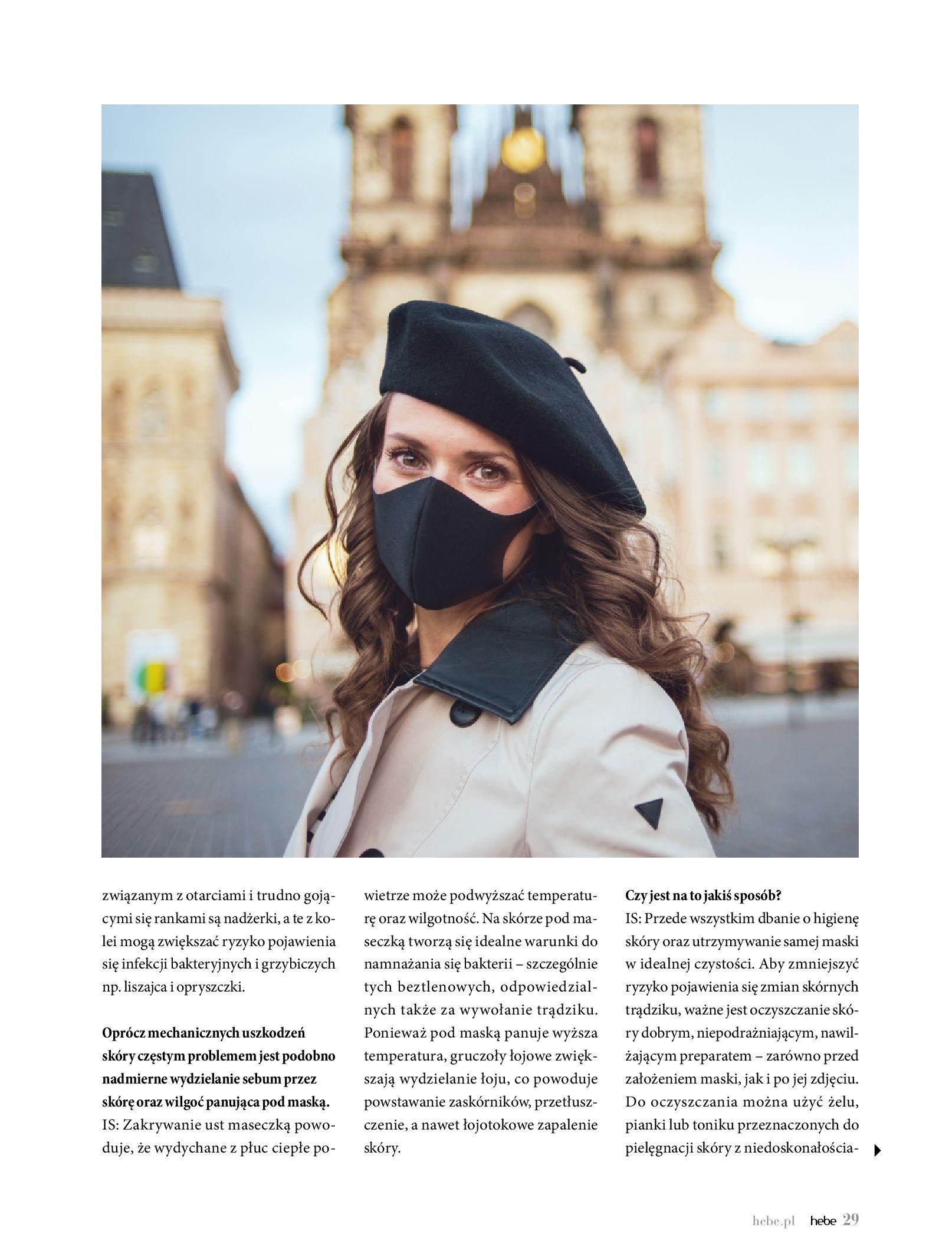 Gazetka hebe: Magazyn hebe 2021-03-11 page-29