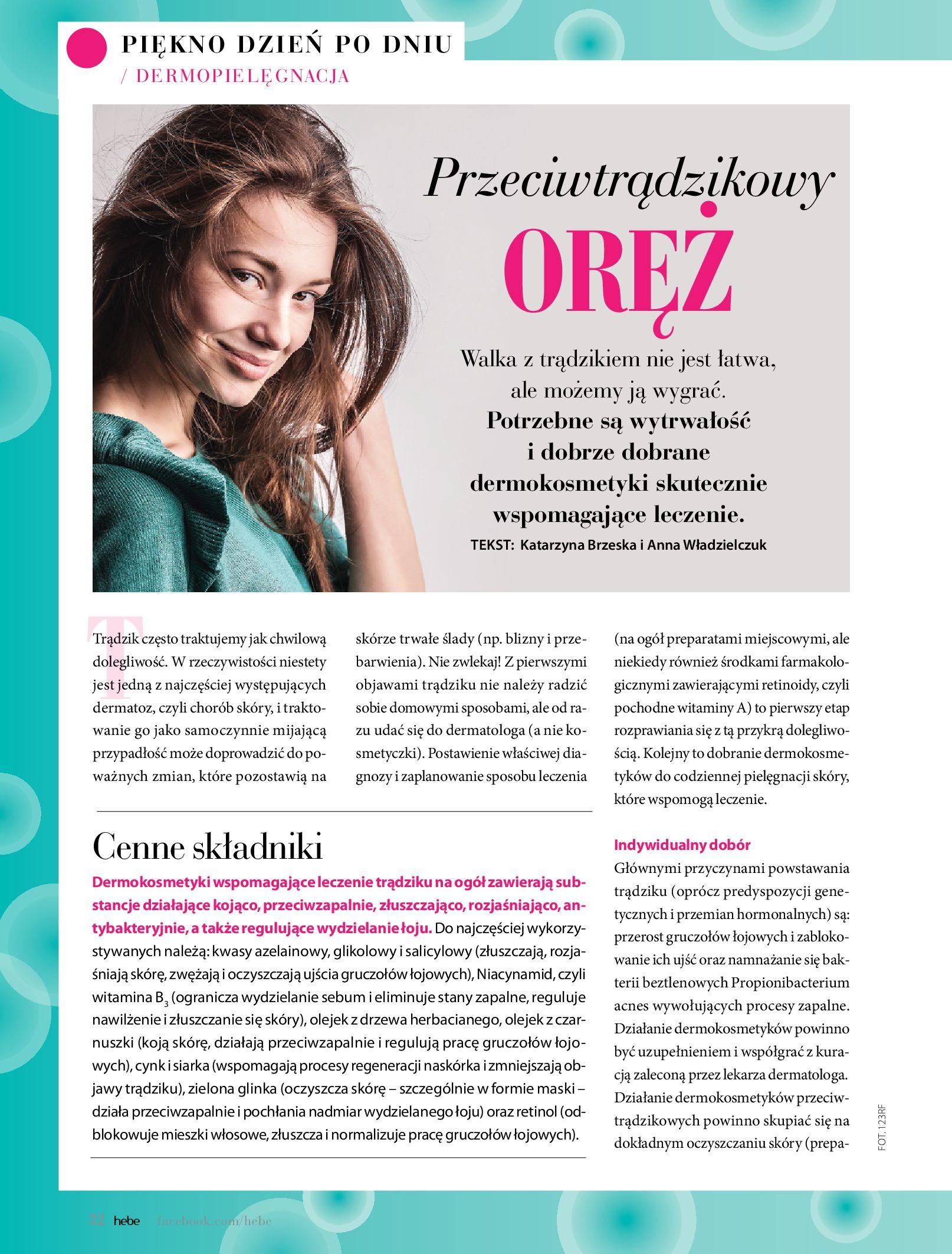 Gazetka hebe: Magazyn hebe 2021-03-11 page-32