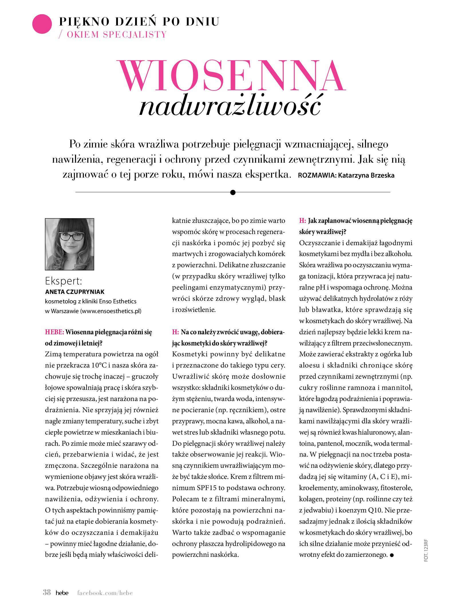 Gazetka hebe: Magazyn hebe 2021-03-11 page-38