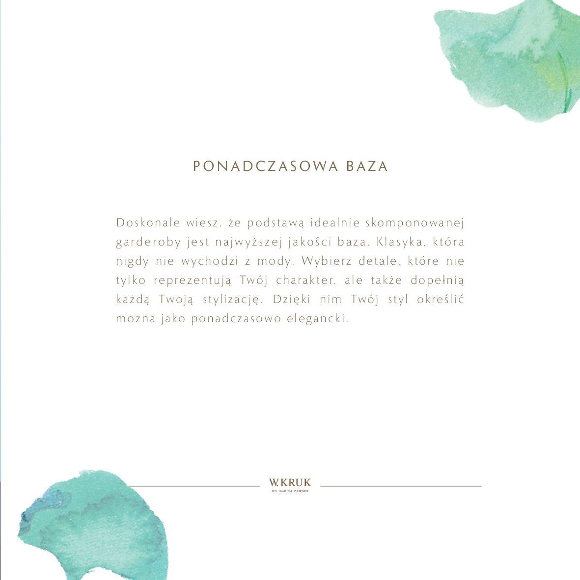 Gazetka W. KRUK: Katalog - Akcesoria 2021-02-17 page-61