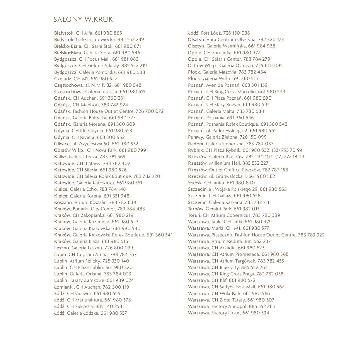 Gazetka W. KRUK: Katalog - Akcesoria 2021-02-17 page-90