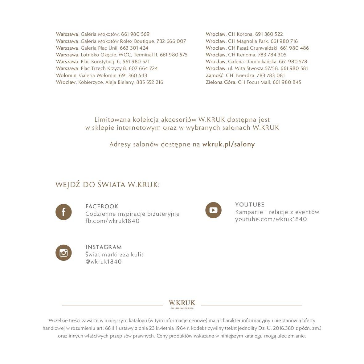 Gazetka W. KRUK: Katalog - Akcesoria 2021-02-17 page-91