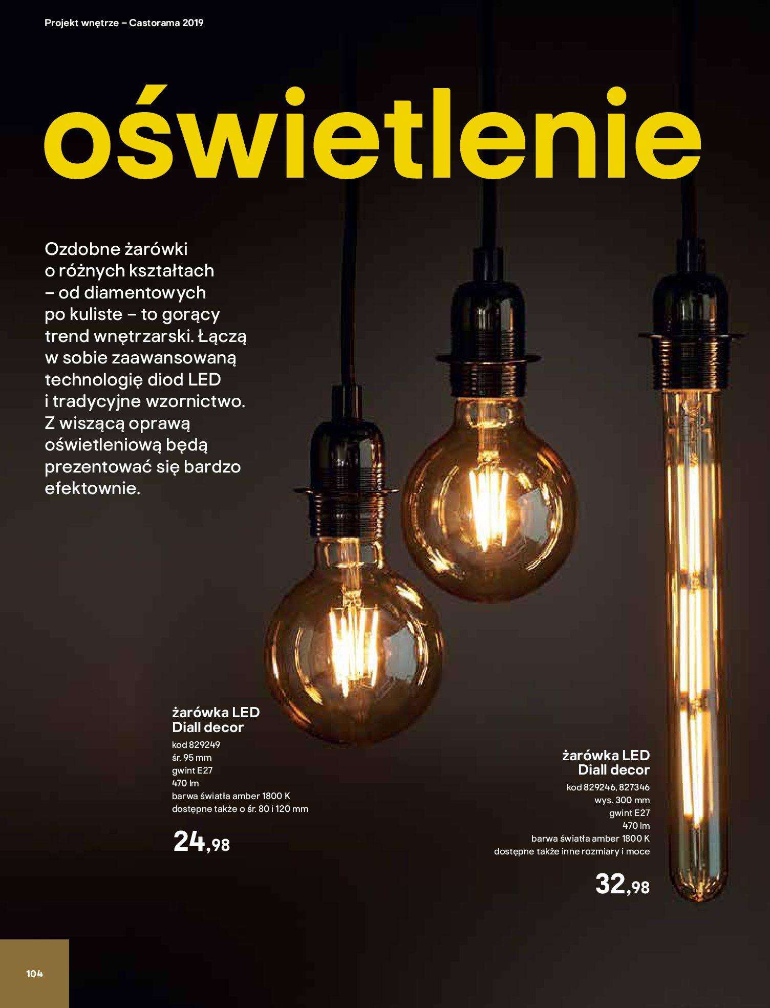Gazetka Castorama - Katalog Projekt Wnętrze 2019-18.09.2019-31.12.2019-page-