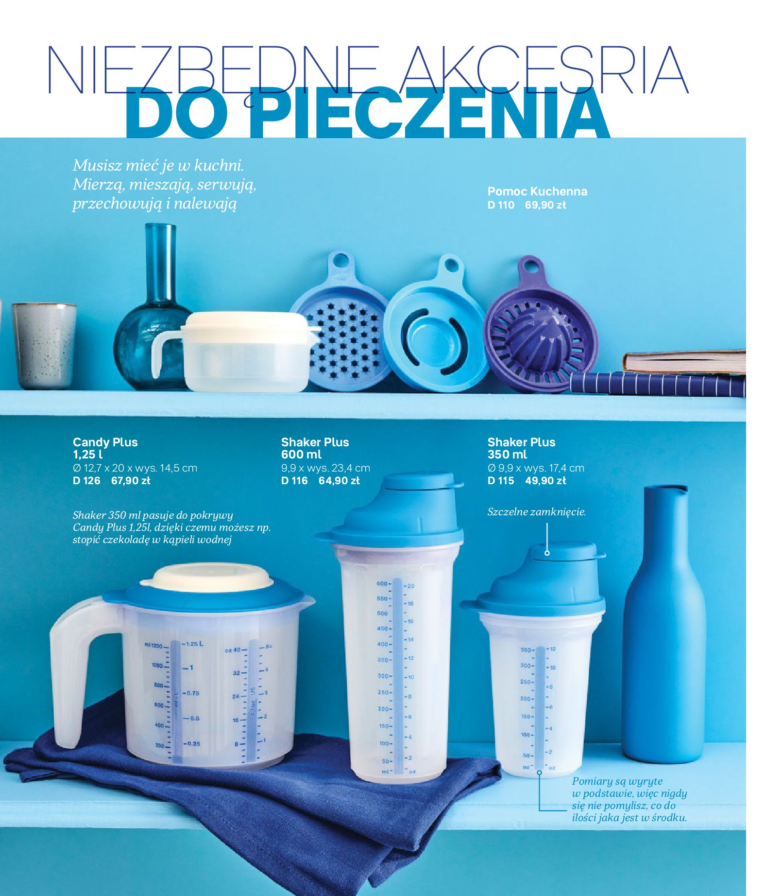 Gazetka Tupperware: Gazetka Tupperware - Katalog wiosna/ lato 2021-05-10 page-54