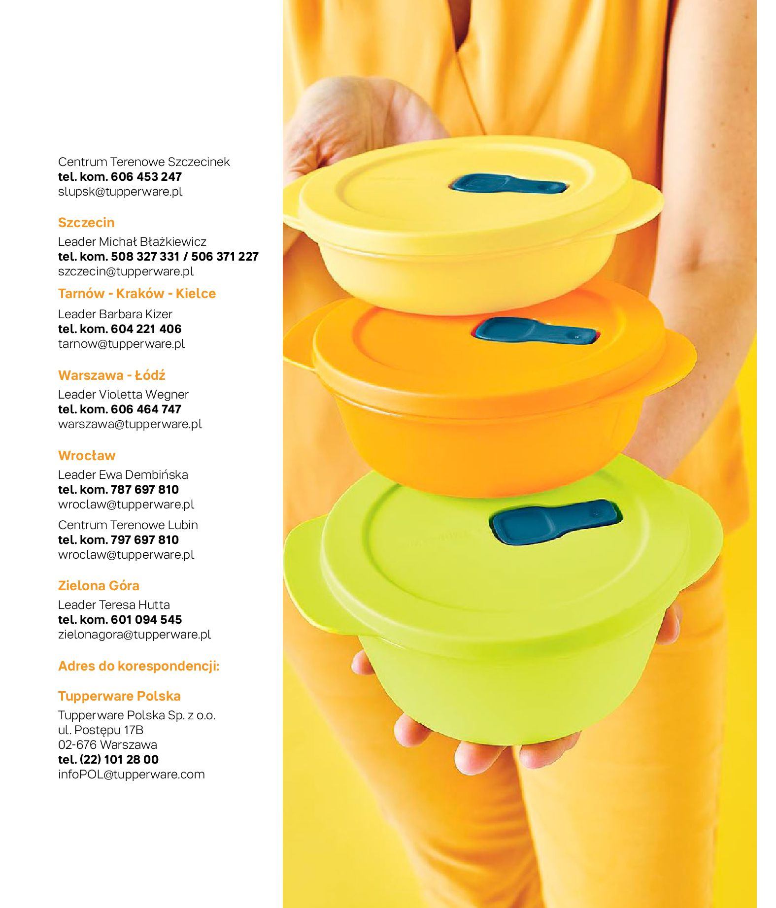 Gazetka Tupperware: Gazetka Tupperware - Katalog wiosna/ lato 2021-05-10 page-61