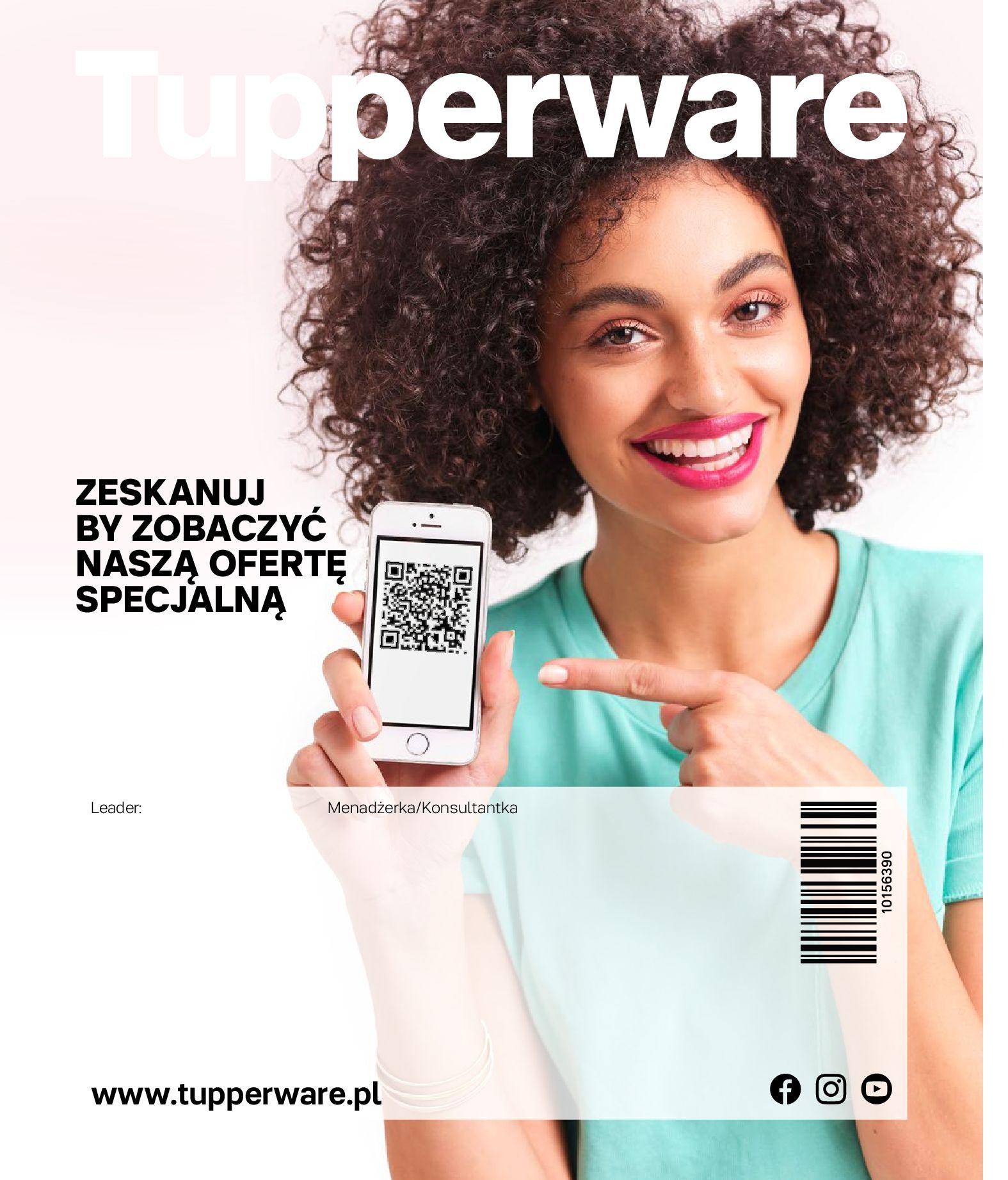 Gazetka Tupperware: Gazetka Tupperware - Katalog wiosna/ lato 2021-05-10 page-64