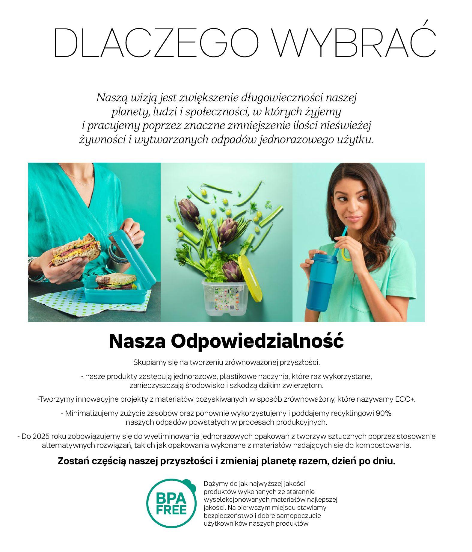 Gazetka Tupperware: Gazetka Tupperware - Katalog wiosna/ lato 2021-05-10 page-2