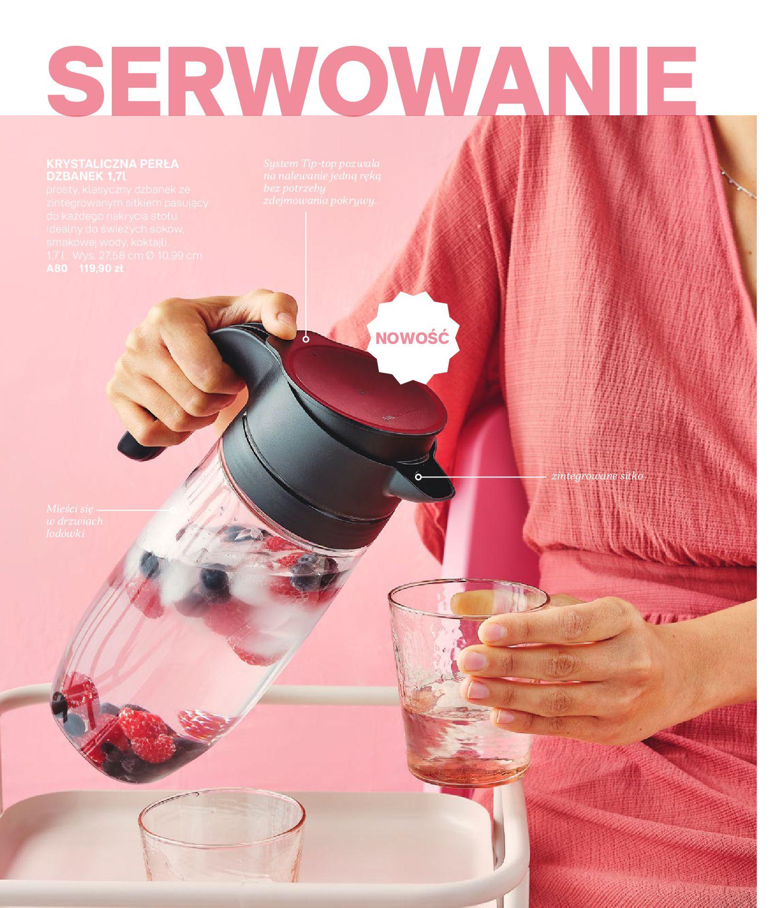 Gazetka Tupperware: Gazetka Tupperware - Katalog wiosna/ lato 2021-05-10 page-18