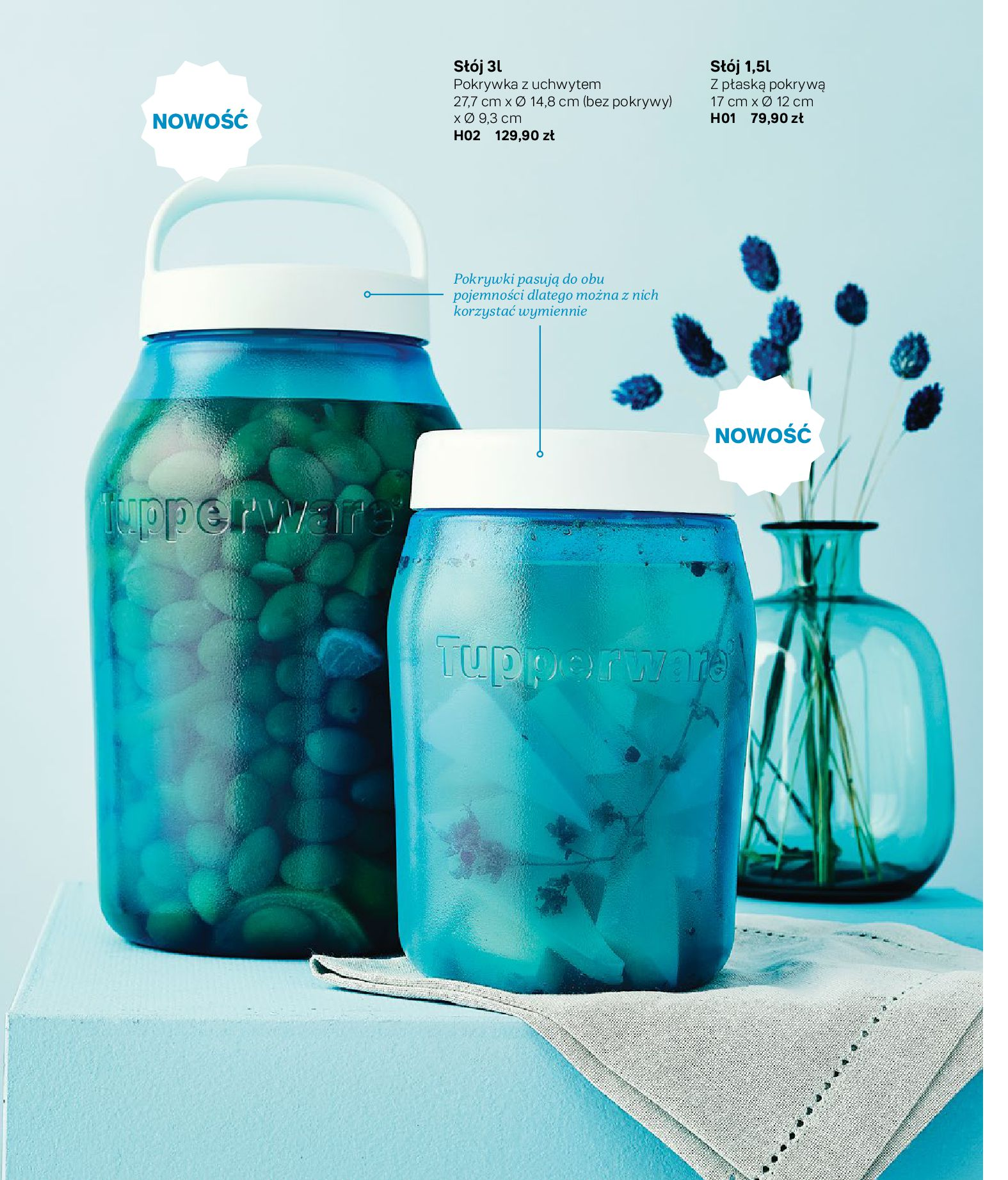 Gazetka Tupperware: Gazetka Tupperware - Katalog wiosna/ lato 2021-05-10 page-25