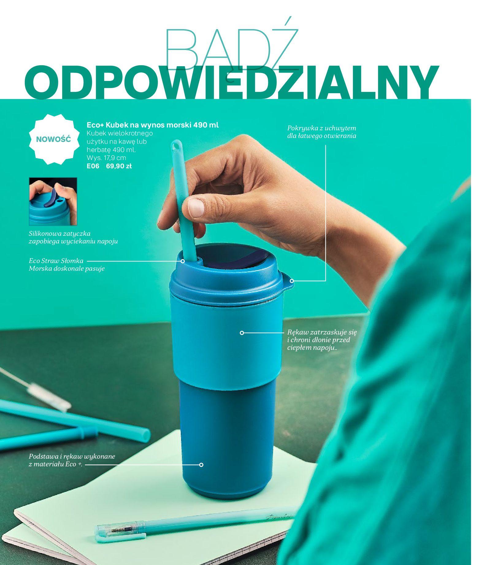 Gazetka Tupperware: Gazetka Tupperware - Katalog wiosna/ lato 2021-05-10 page-4