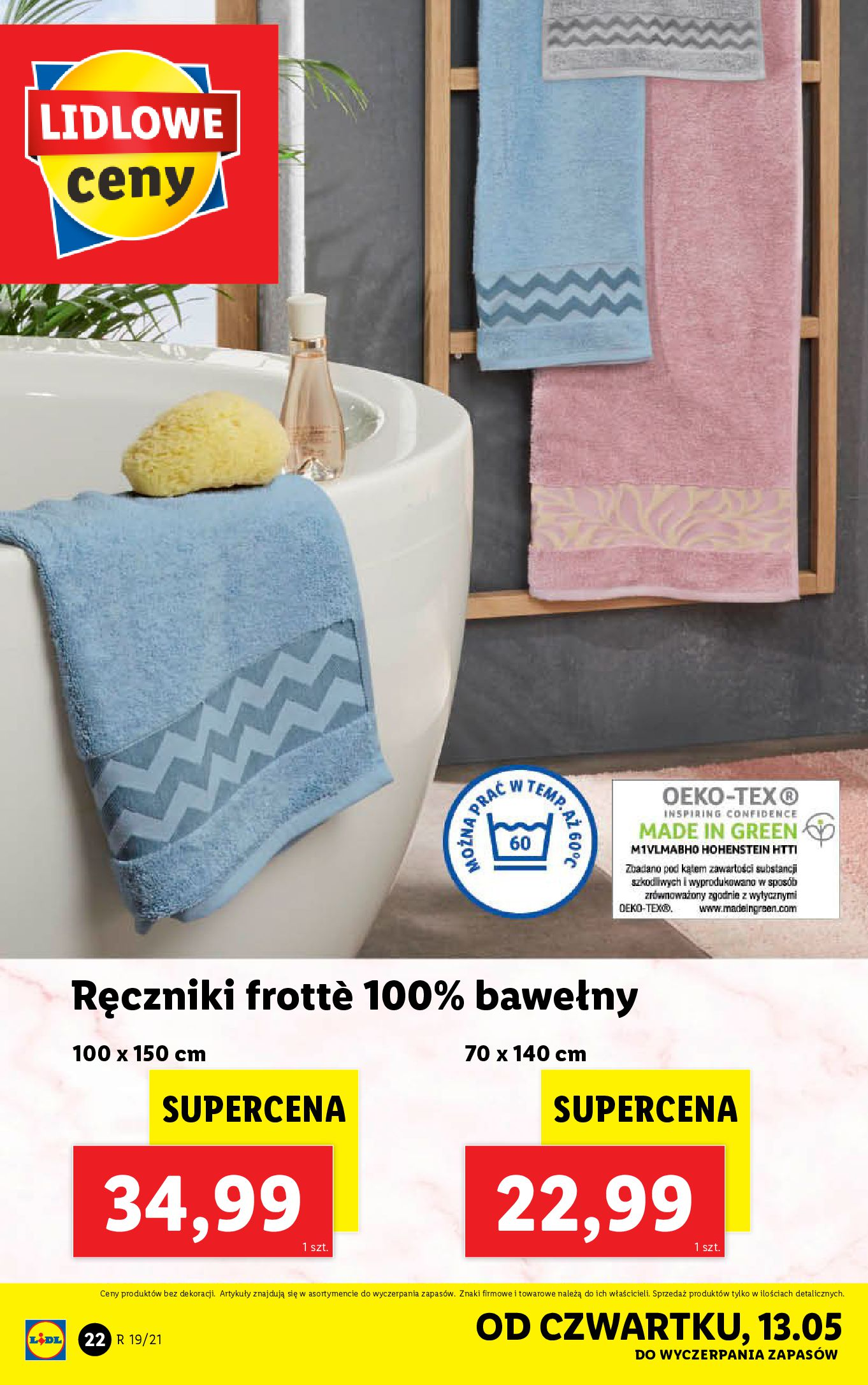 Gazetka Lidl: Katalog od 10.05 2021-05-10 page-22