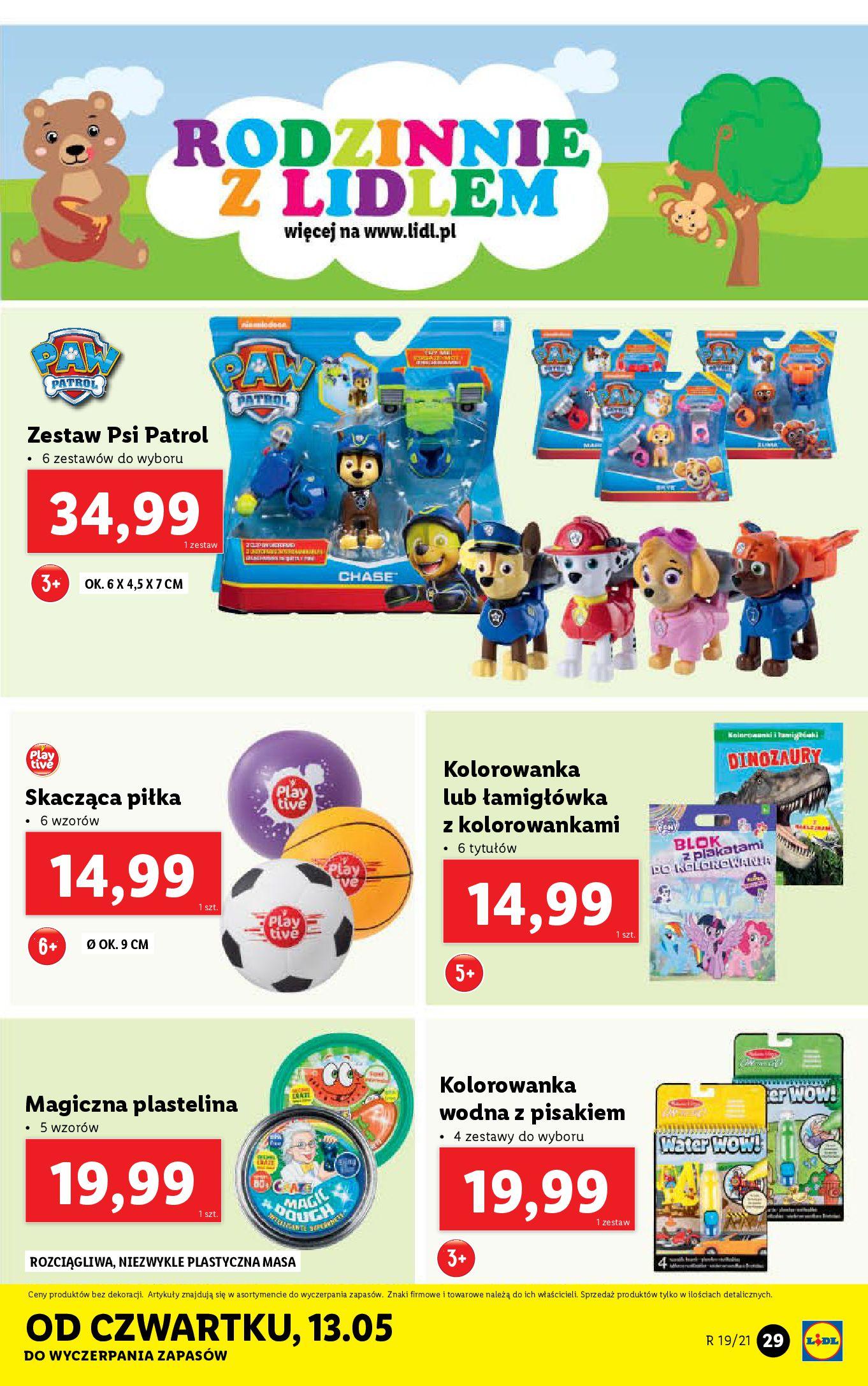 Gazetka Lidl: Katalog od 10.05 2021-05-10 page-29