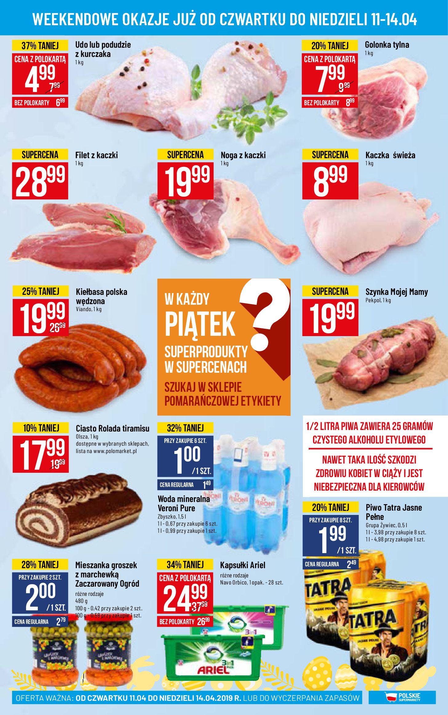 Gazetka Polomarket - Przygotuj się na święta-09.04.2019-16.04.2019-page-