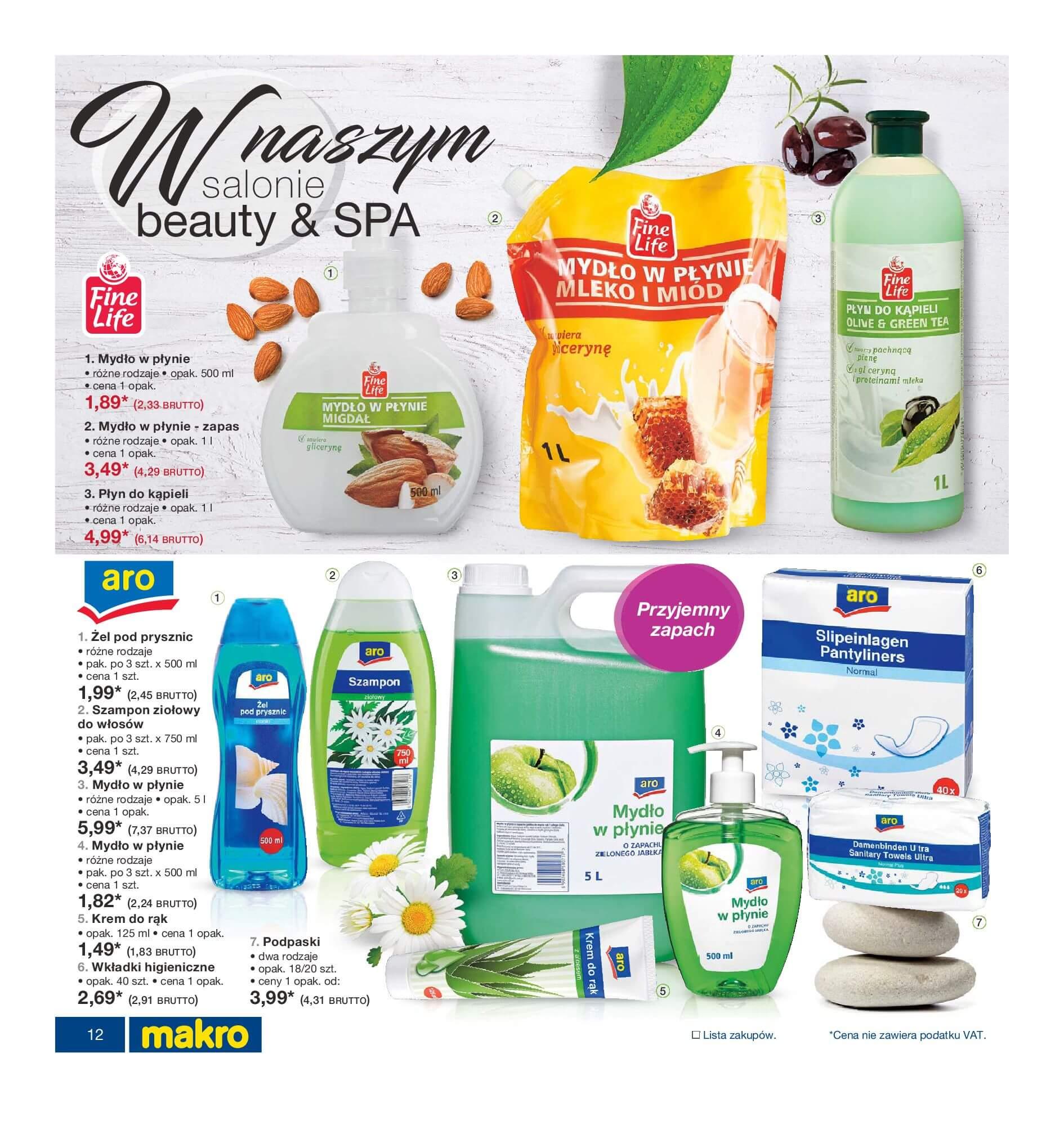 Gazetka Makro - Piękniej na wiosnę-09.04.2018-23.04.2018-page-