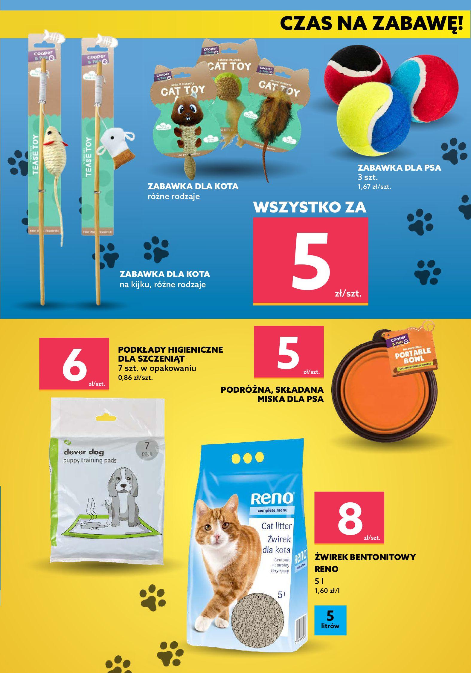 Gazetka Dealz : Gazetka Dealz - dla zwierząt 2021-09-13 page-5