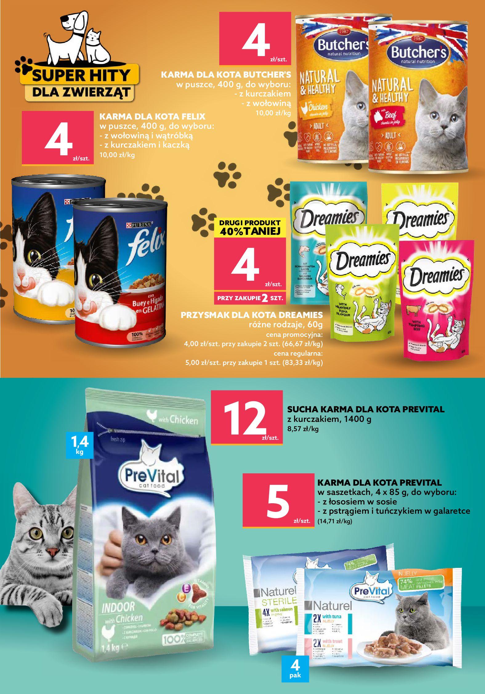 Gazetka Dealz : Gazetka Dealz - dla zwierząt 2021-09-13 page-6