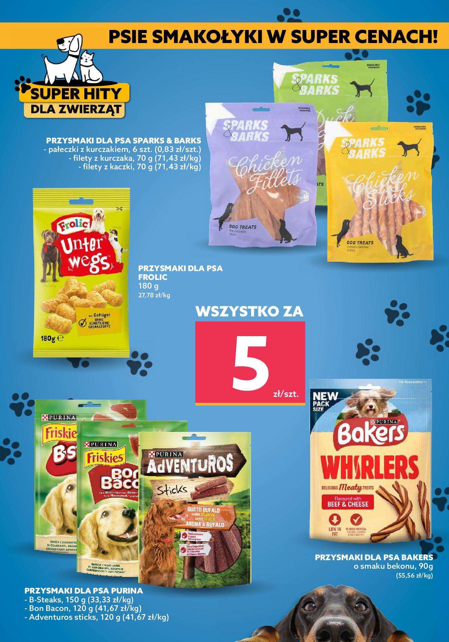 Gazetka Dealz : Gazetka Dealz - dla zwierząt 2021-09-13 page-2