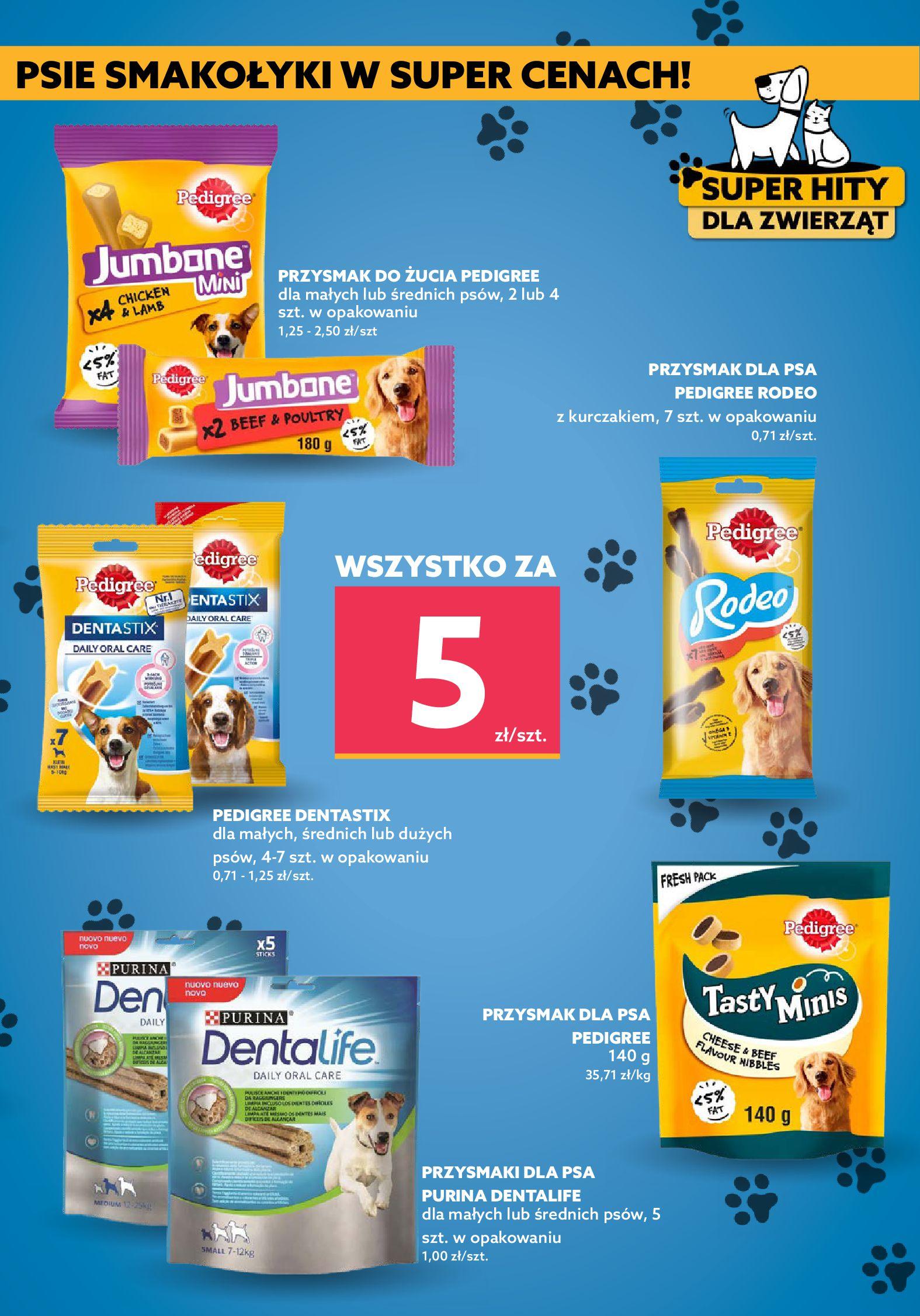 Gazetka Dealz : Gazetka Dealz - dla zwierząt 2021-09-13 page-3