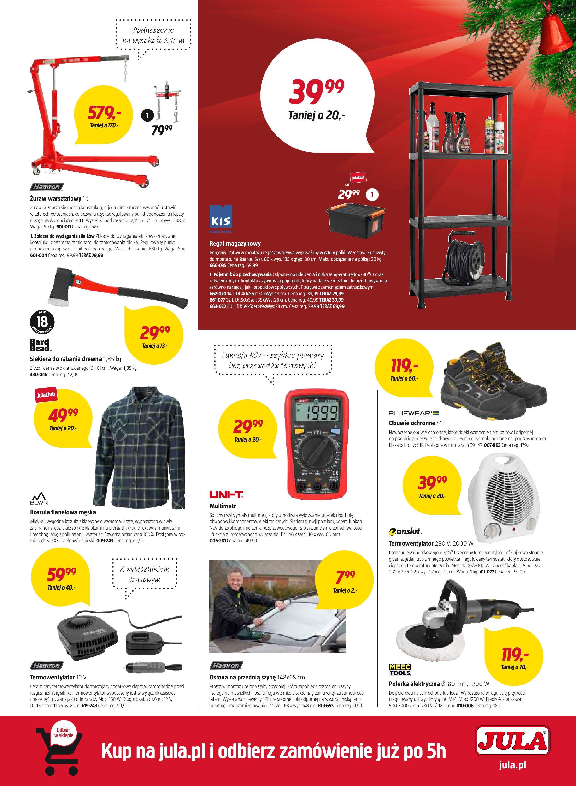 Gazetka Jula: udekoruj dom światłem 2020-11-21 page-5