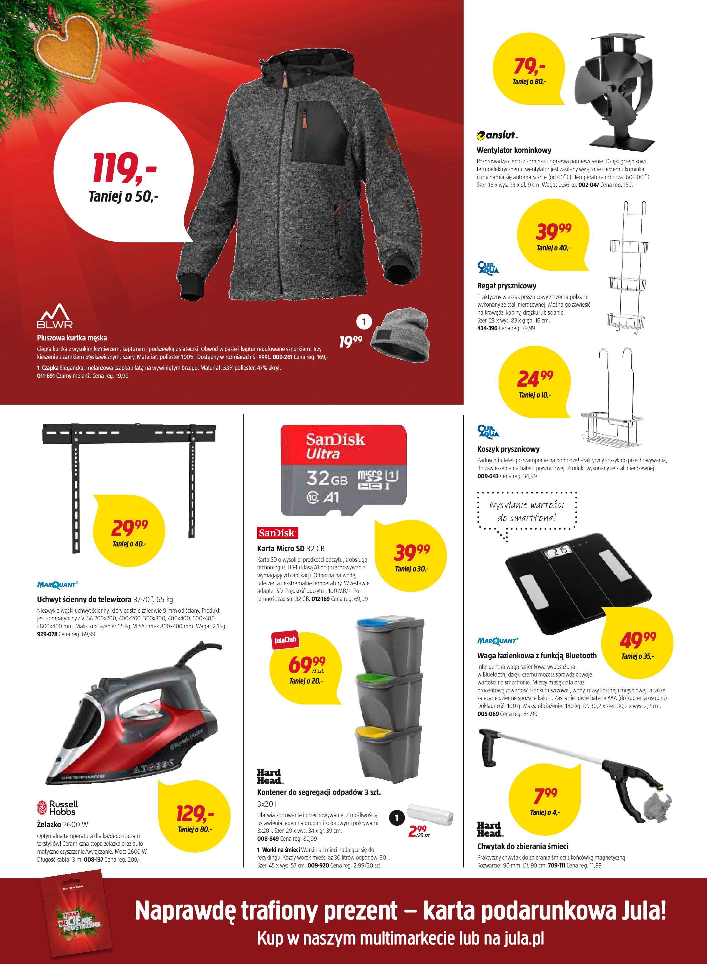 Gazetka Jula: udekoruj dom światłem 2020-11-21 page-6