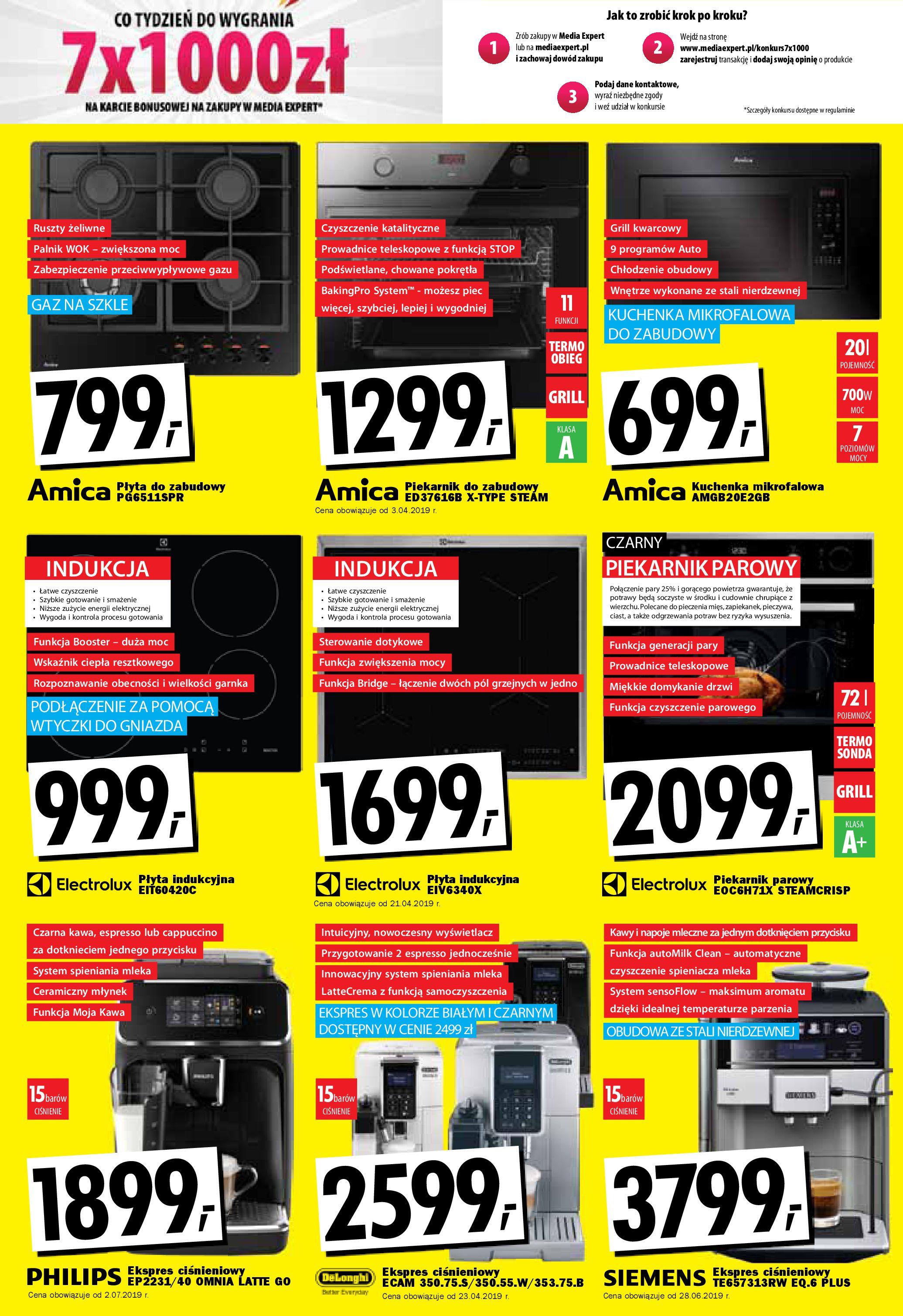 Gazetka Media Expert - Włączamy niskie ceny!-10.07.2019-24.07.2019-page-10