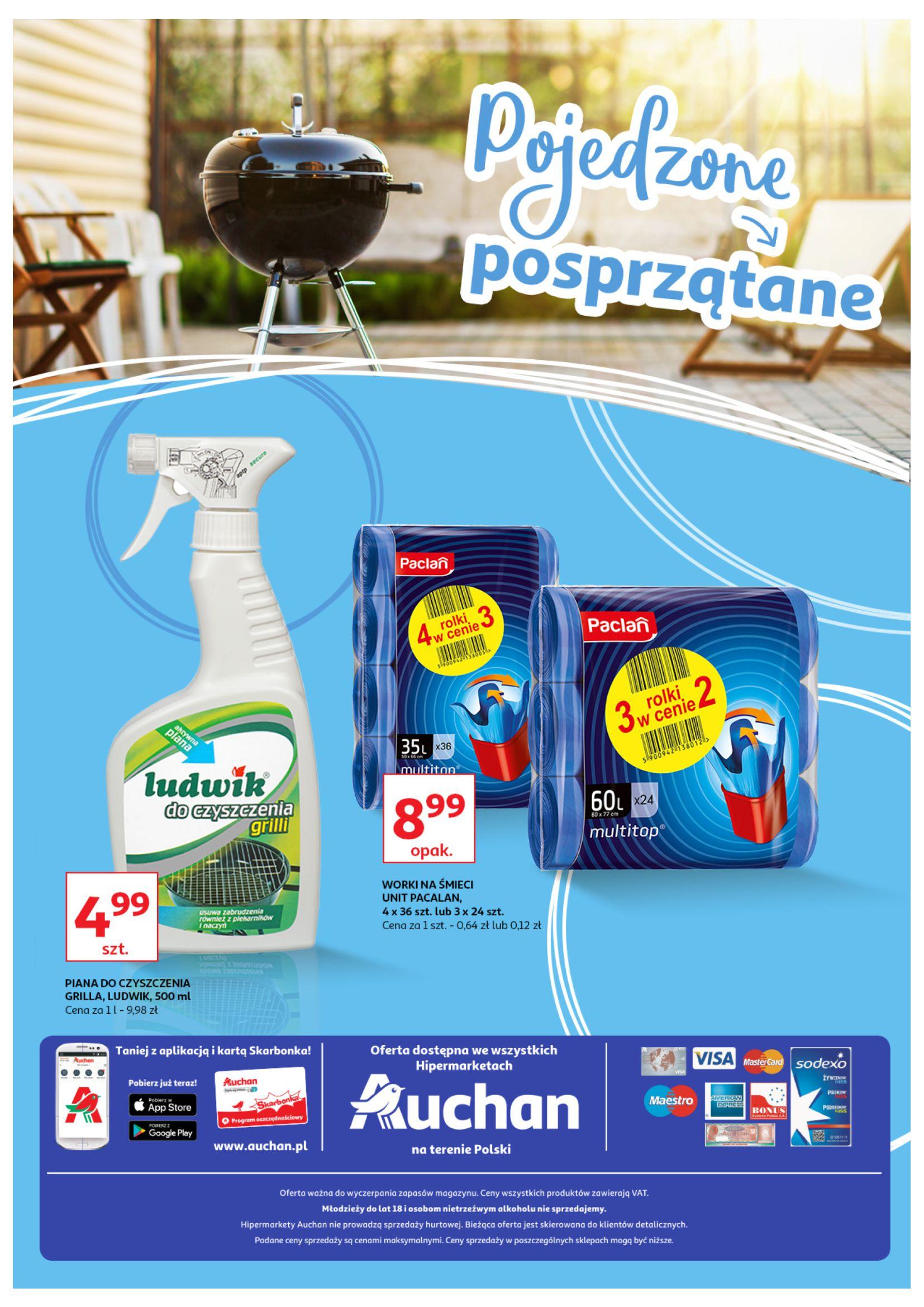 Gazetka Auchan - Dla każdego coś dobrego Hipermarkety-12.06.2019-23.06.2019-page-