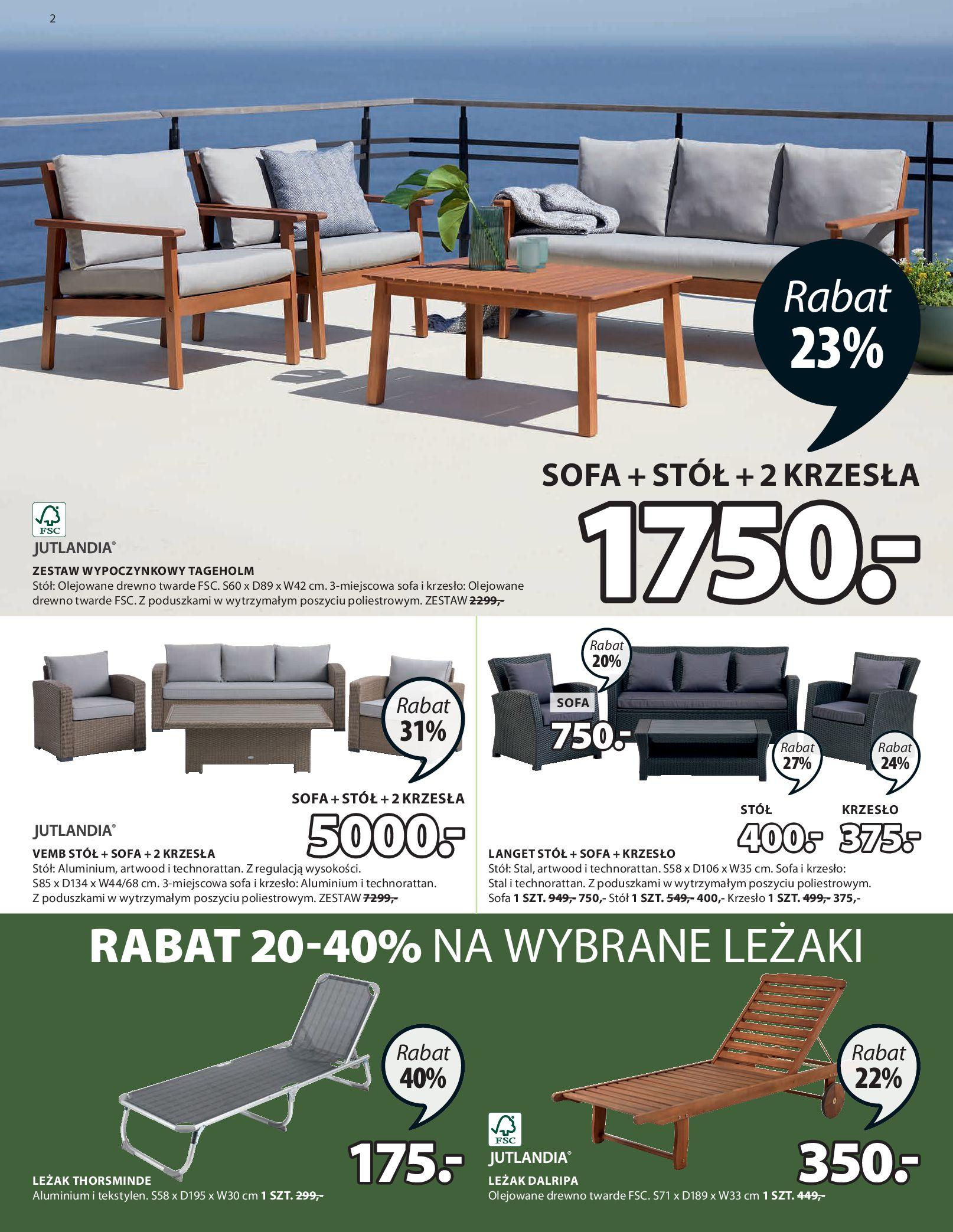 Gazetka Jysk - Oferta tygodnia-13.05.2020-27.05.2020-page-3