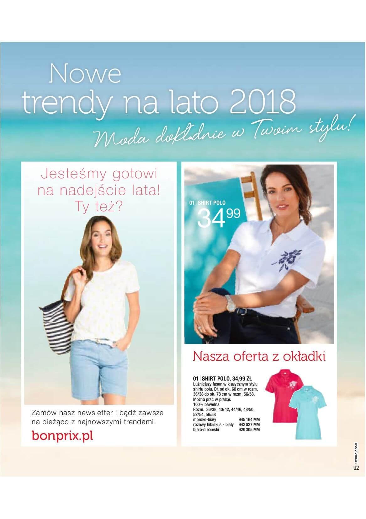 Gazetka Bonprix - Gotowi na lato-22.05.2018-22.11.2018-page-