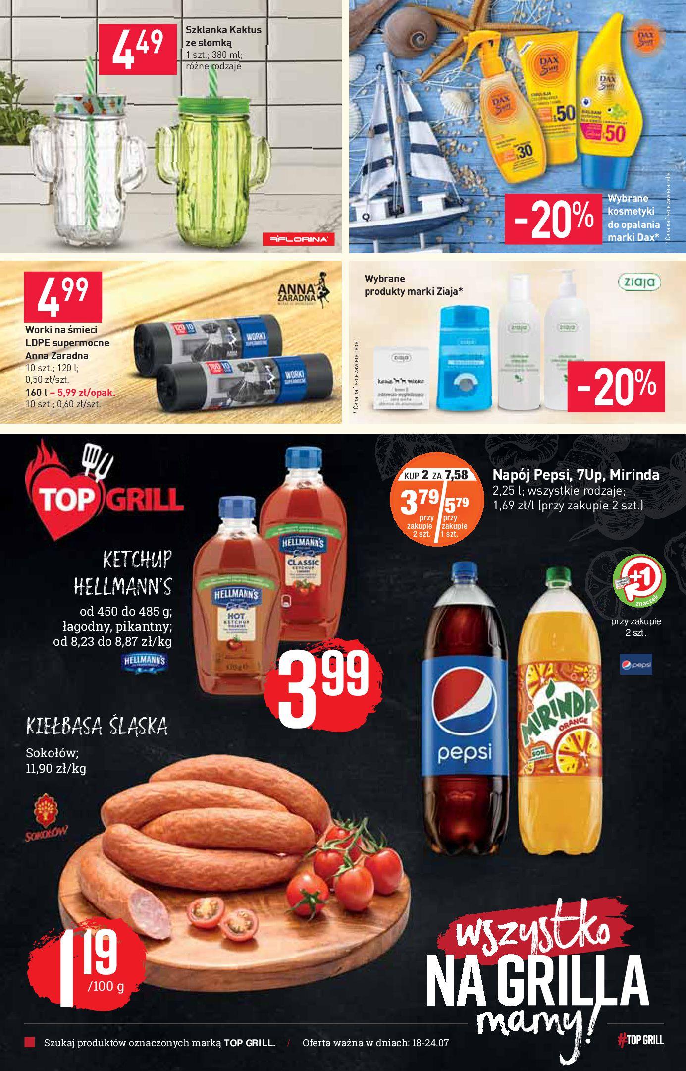 Gazetka Stokrotka Market - Oferta handlowa-17.07.2019-24.07.2019-page-7
