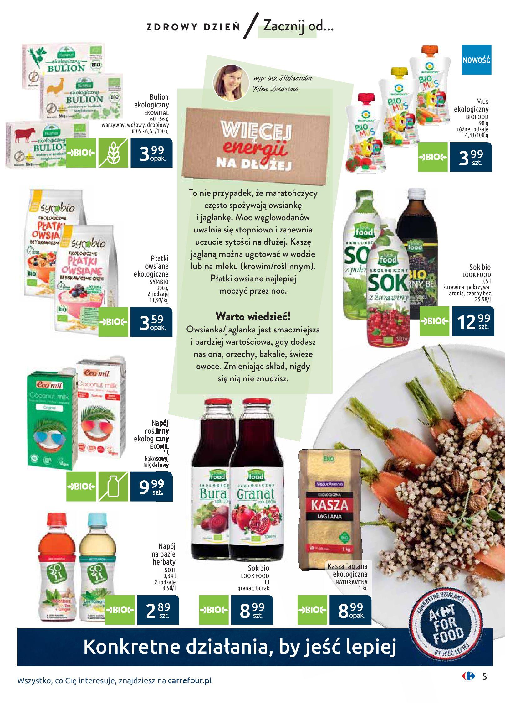 Gazetka Carrefour - Wiedz dla zdrowia-07.01.2020-18.01.2020-page-5