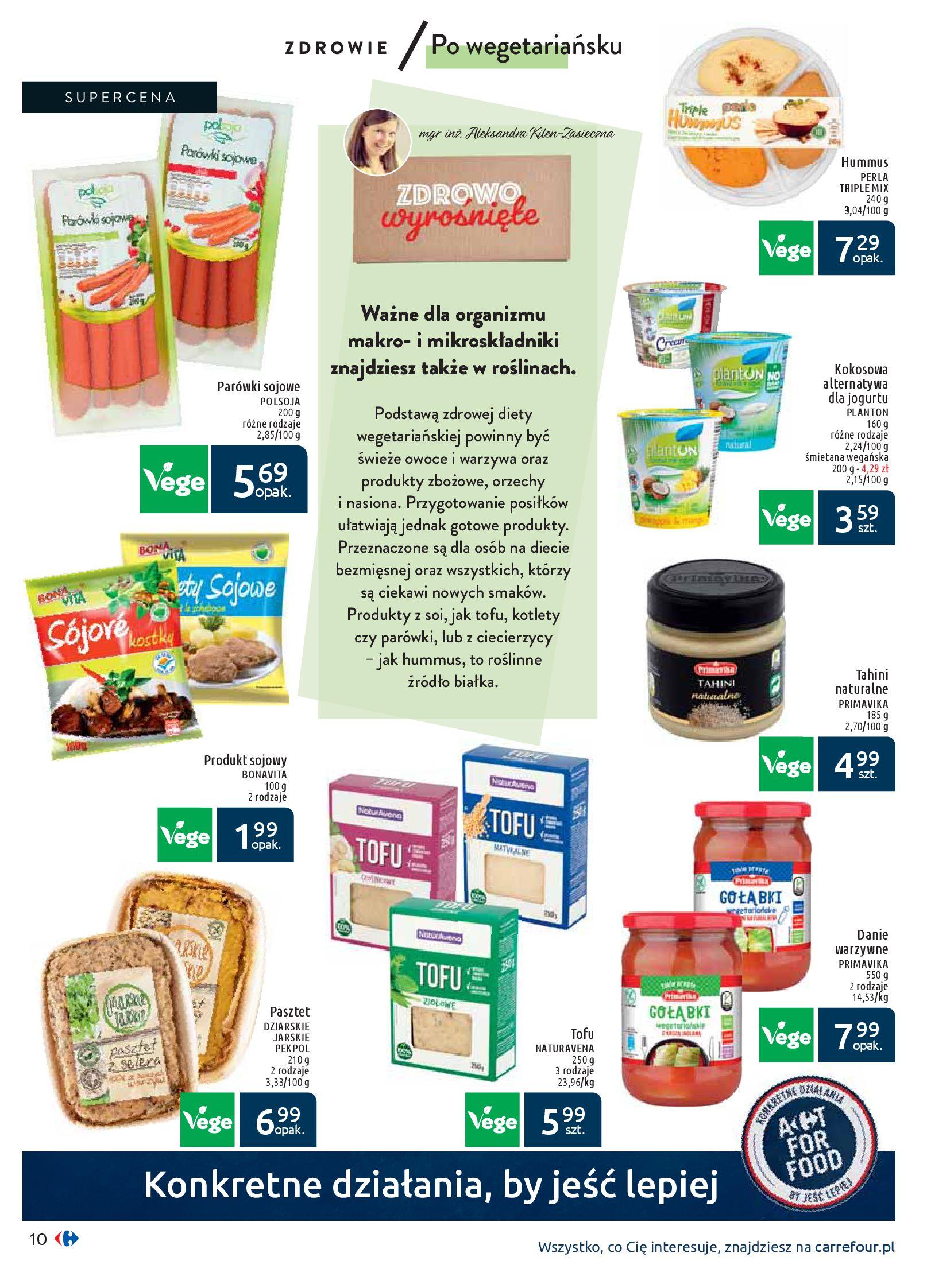 Gazetka Carrefour - Wiedz dla zdrowia-07.01.2020-18.01.2020-page-10