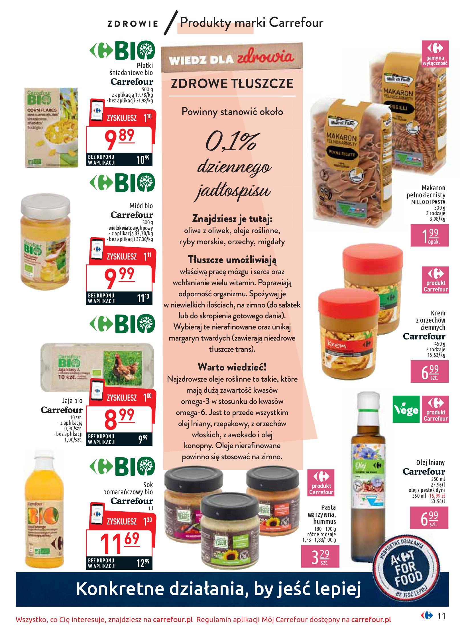 Gazetka Carrefour - Wiedz dla zdrowia-07.01.2020-18.01.2020-page-11