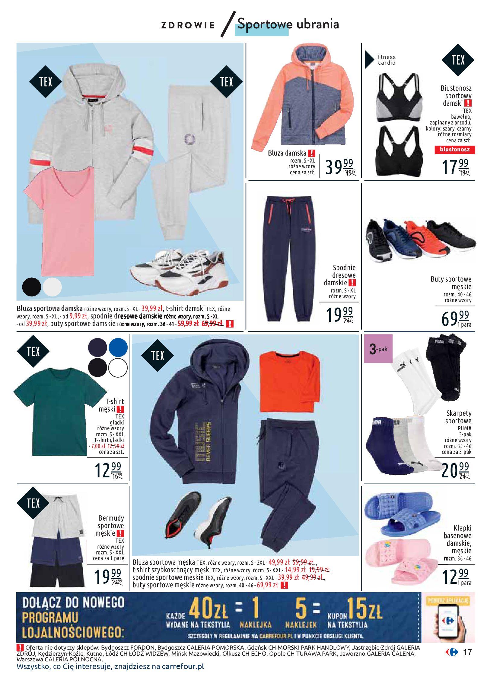 Gazetka Carrefour - Wiedz dla zdrowia-07.01.2020-18.01.2020-page-17