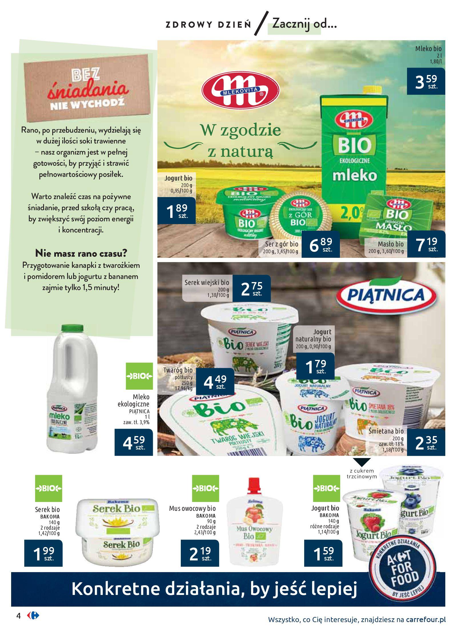 Gazetka Carrefour - Wiedz dla zdrowia-07.01.2020-18.01.2020-page-4