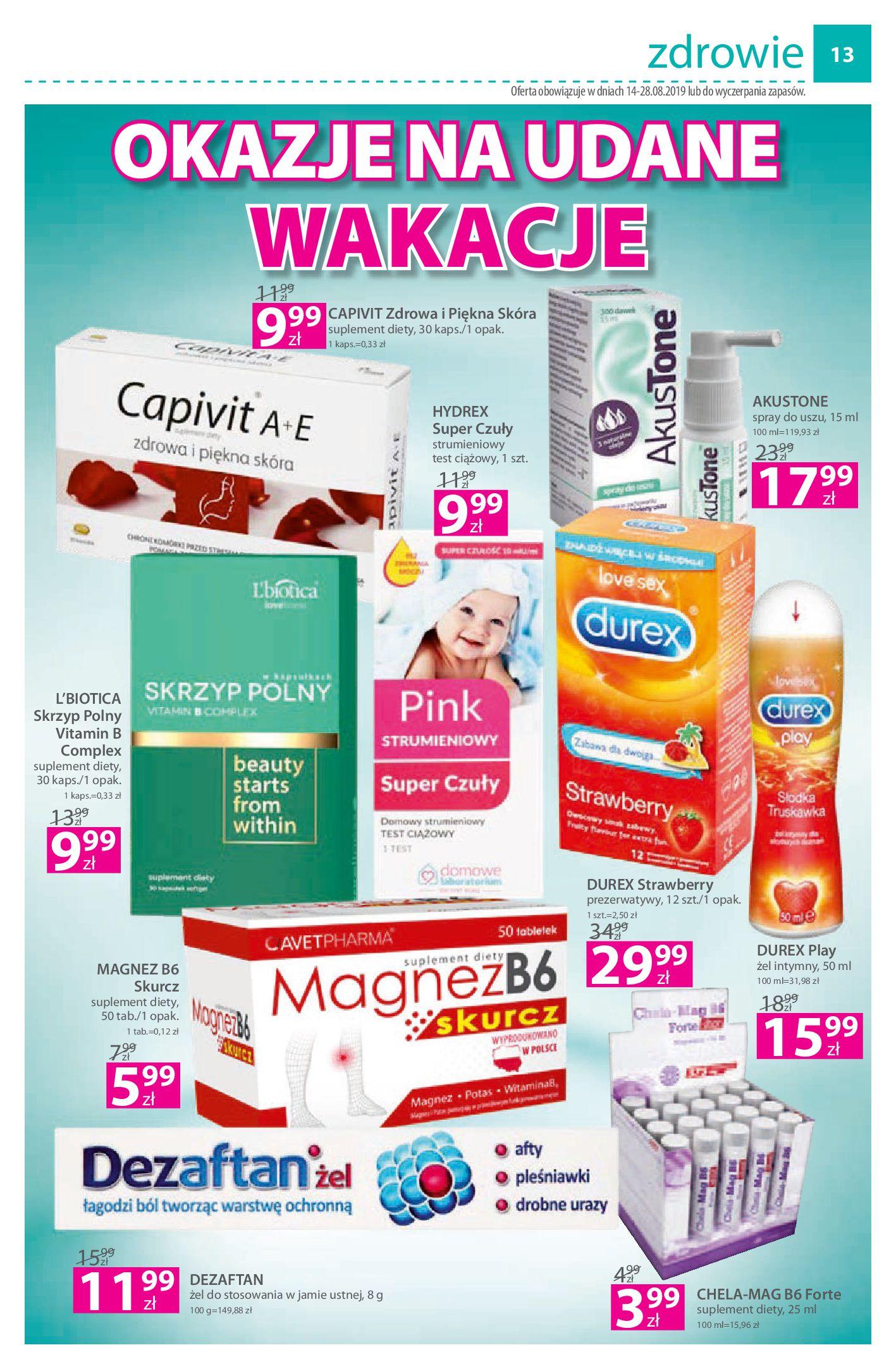 Gazetka hebe - Oferta promocyjna-13.08.2019-28.08.2019-page-13
