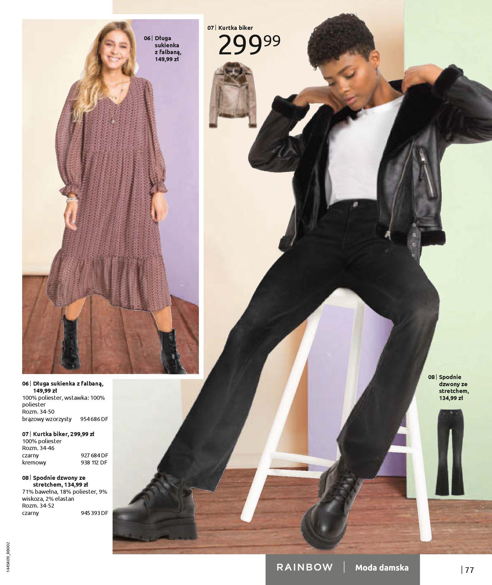 Gazetka Bonprix: Katalog Bonprix - Wolne chwile w wielkim stylu 2021-09-09 page-79