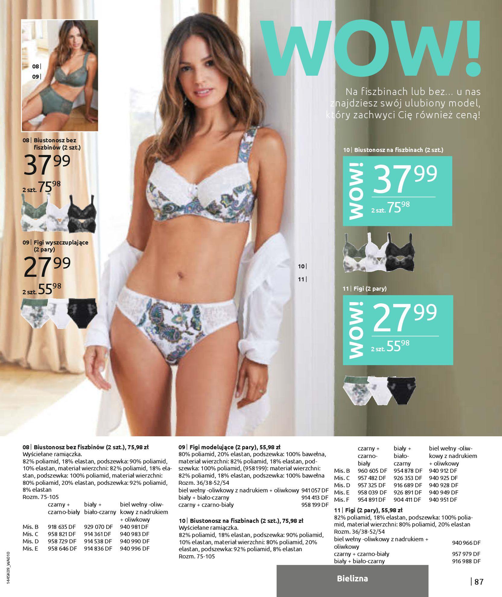 Gazetka Bonprix: Katalog Bonprix - Wolne chwile w wielkim stylu 2021-09-09 page-89