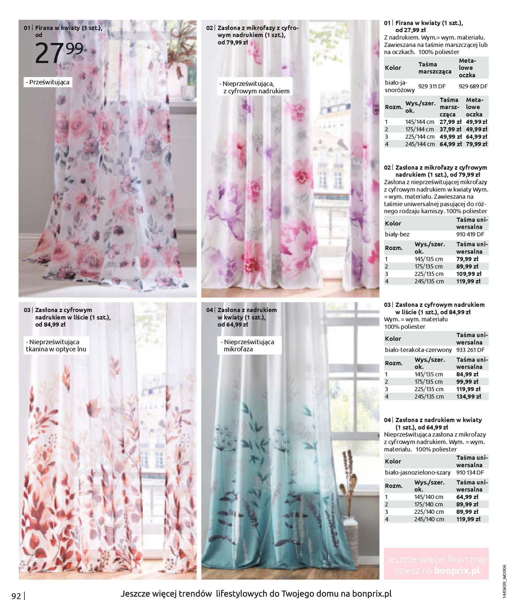 Gazetka Bonprix: Katalog Bonprix - Wolne chwile w wielkim stylu 2021-09-09 page-94