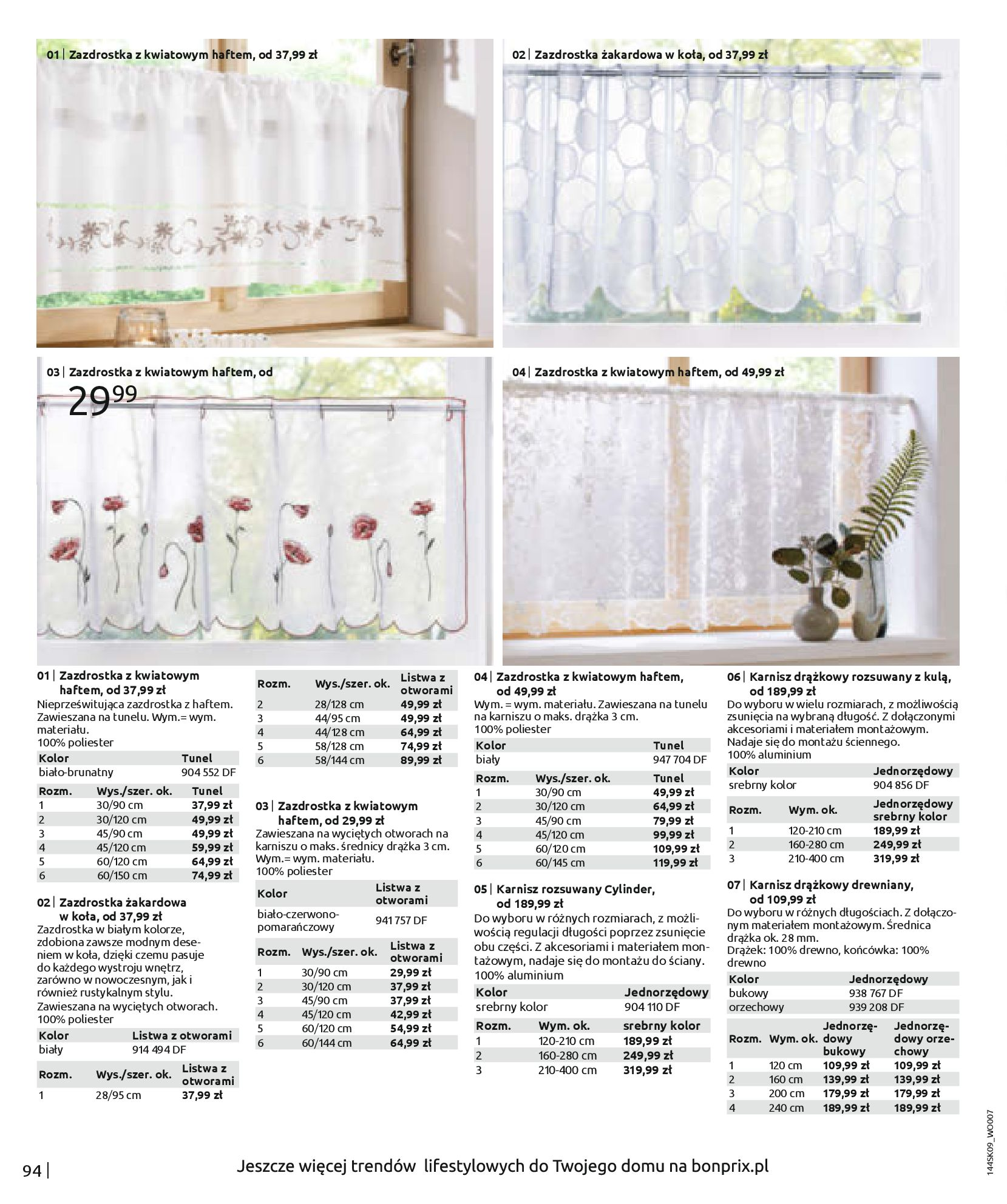 Gazetka Bonprix: Katalog Bonprix - Wolne chwile w wielkim stylu 2021-09-09 page-96
