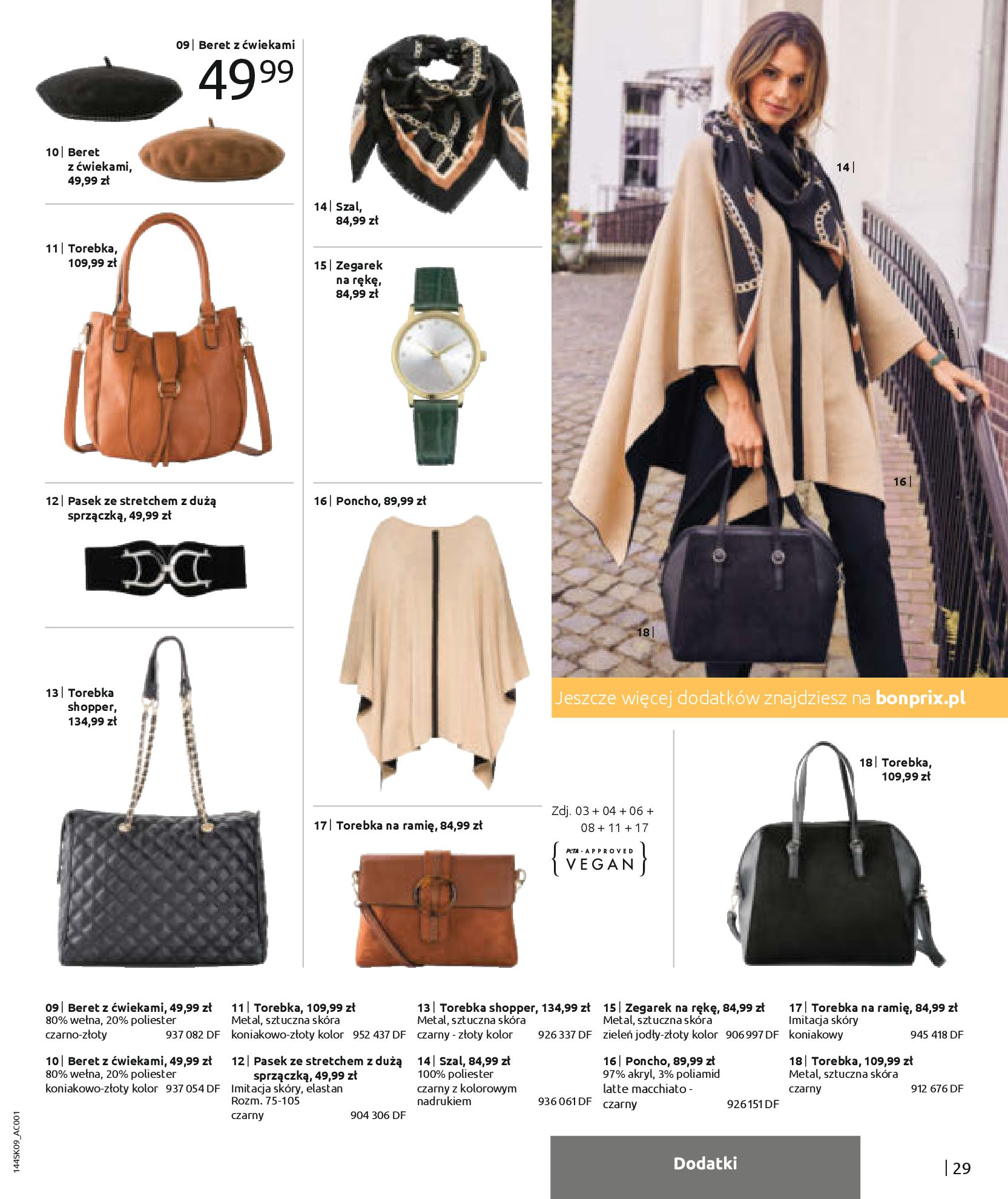 Gazetka Bonprix: Katalog Bonprix - Wolne chwile w wielkim stylu 2021-09-09 page-31