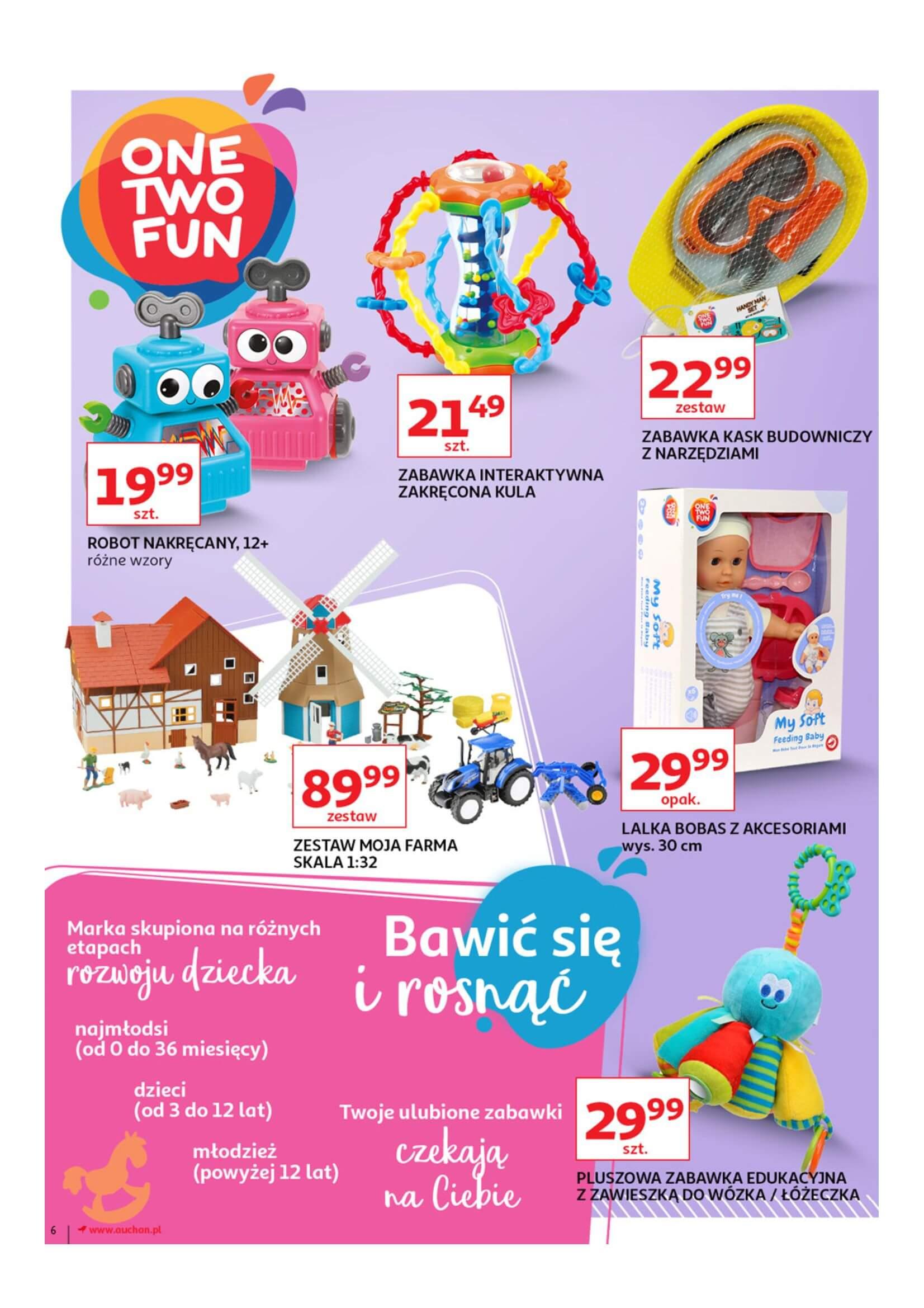 Gazetka Auchan - Poznaj jakość marek Auchan Hipermarkety-13.03.2019-27.03.2019-page-