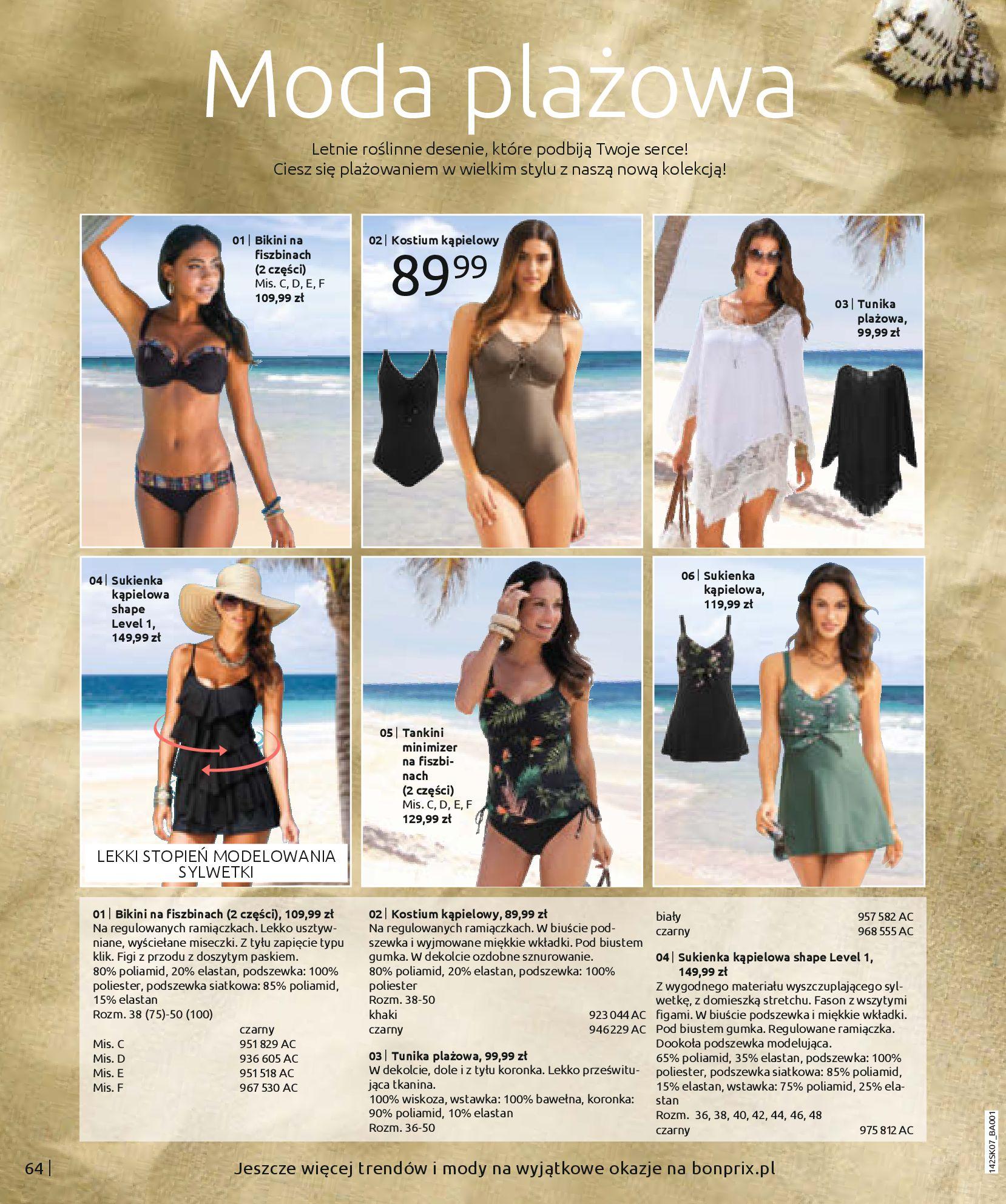 Gazetka Bonprix: SUMMER FASHION! 2020-08-26 page-66