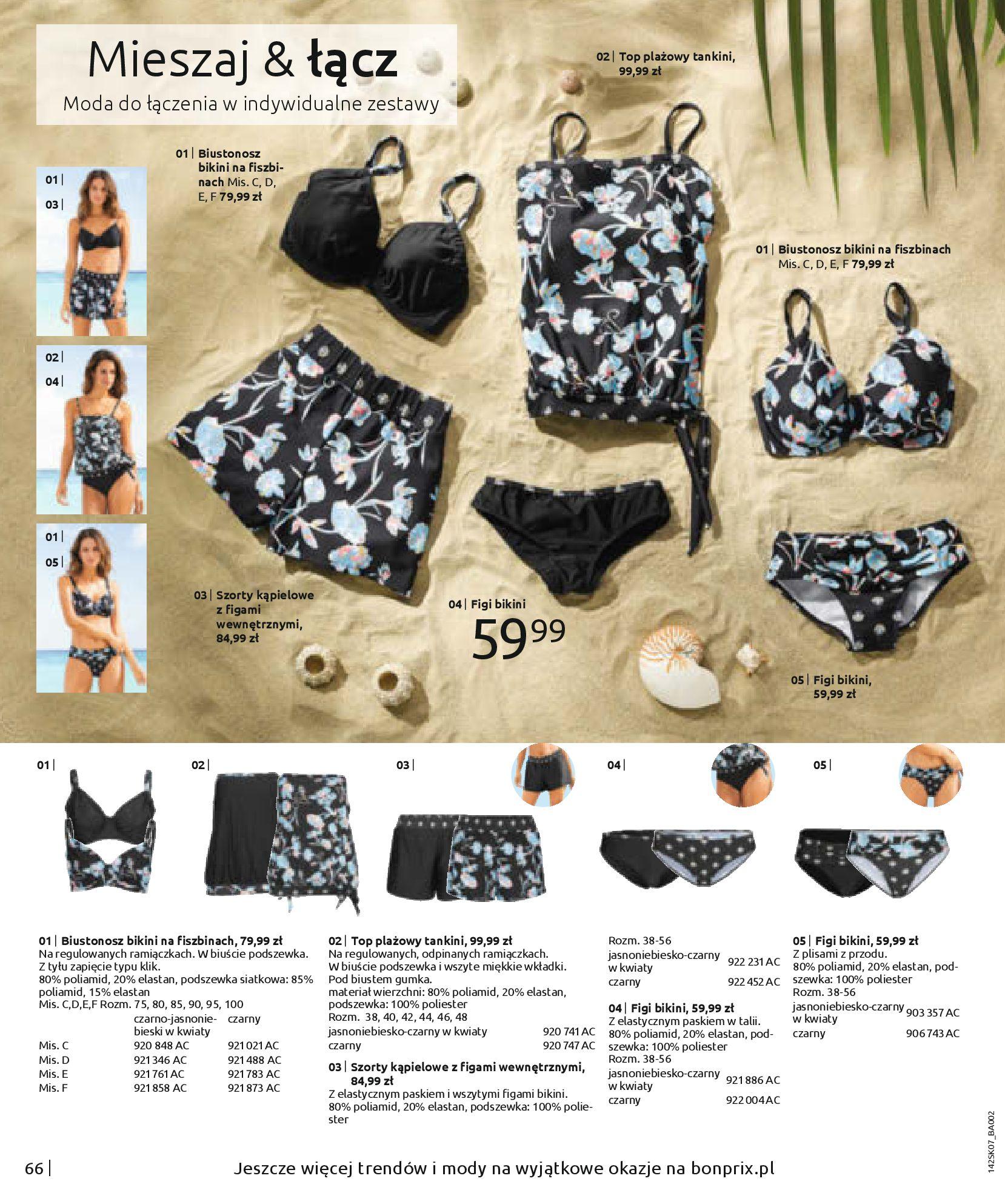 Gazetka Bonprix: SUMMER FASHION! 2020-08-26 page-68
