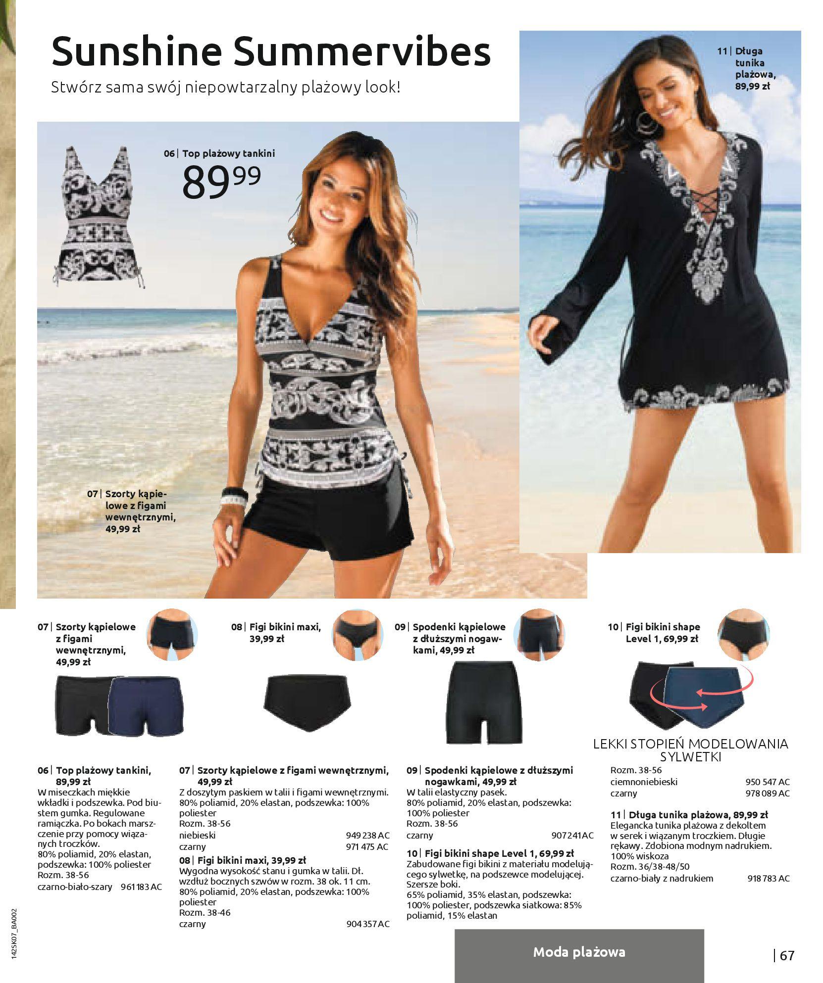 Gazetka Bonprix: SUMMER FASHION! 2020-08-26 page-69
