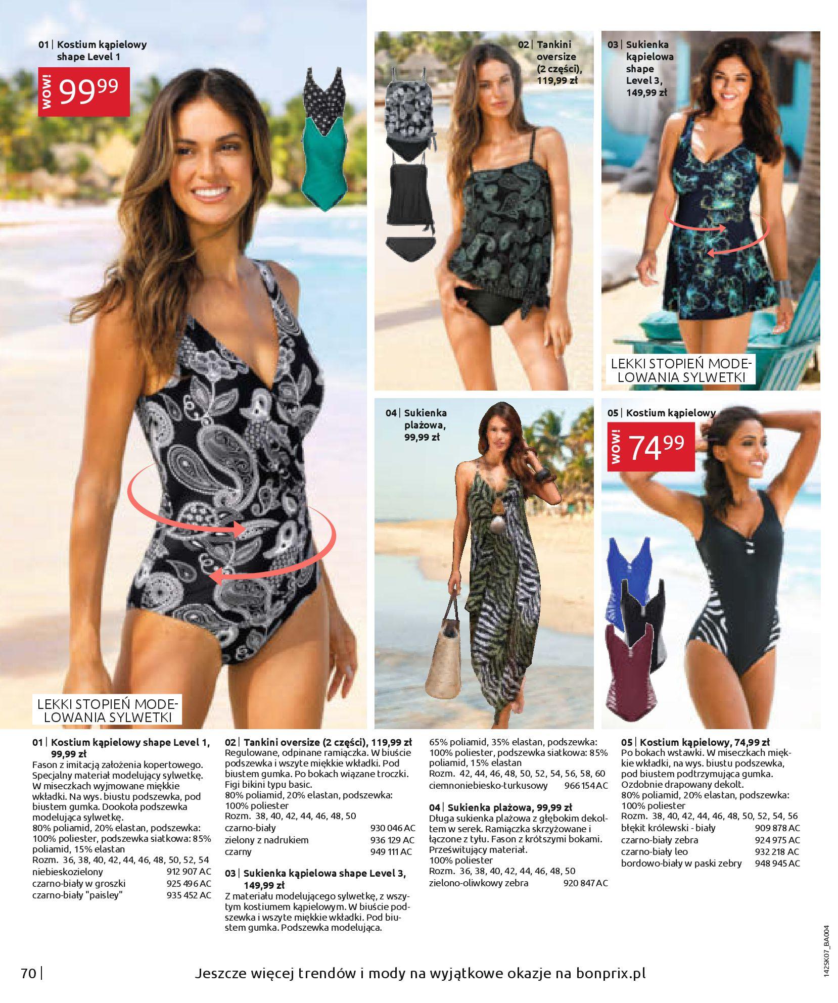 Gazetka Bonprix: SUMMER FASHION! 2020-08-26 page-72