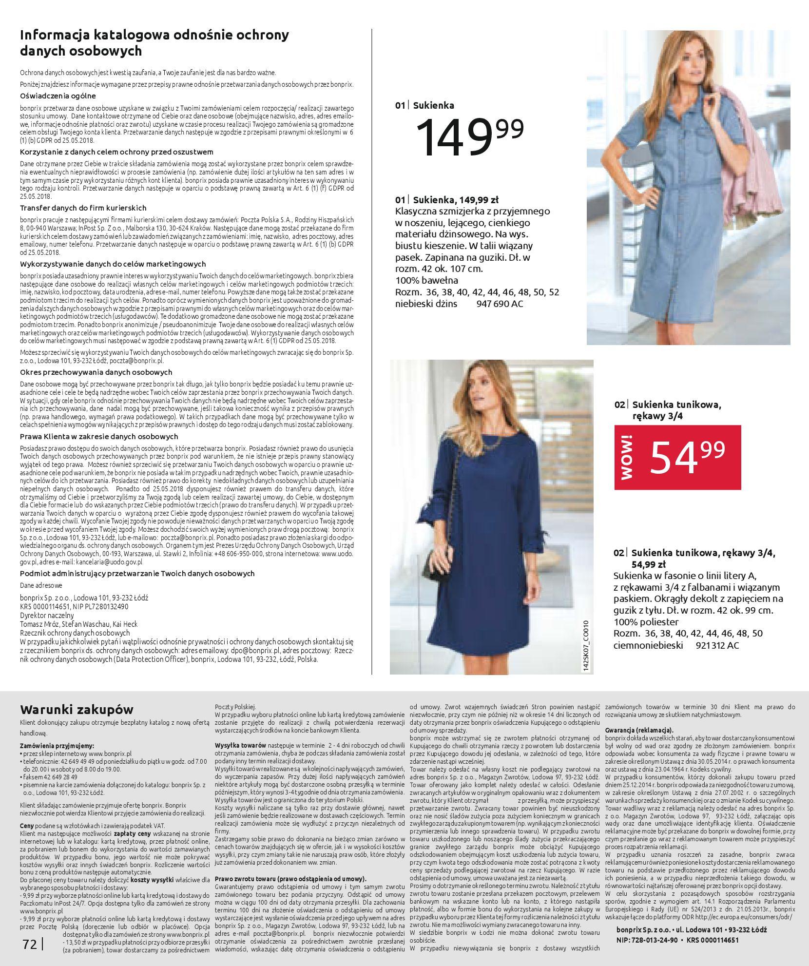 Gazetka Bonprix: SUMMER FASHION! 2020-08-26 page-74