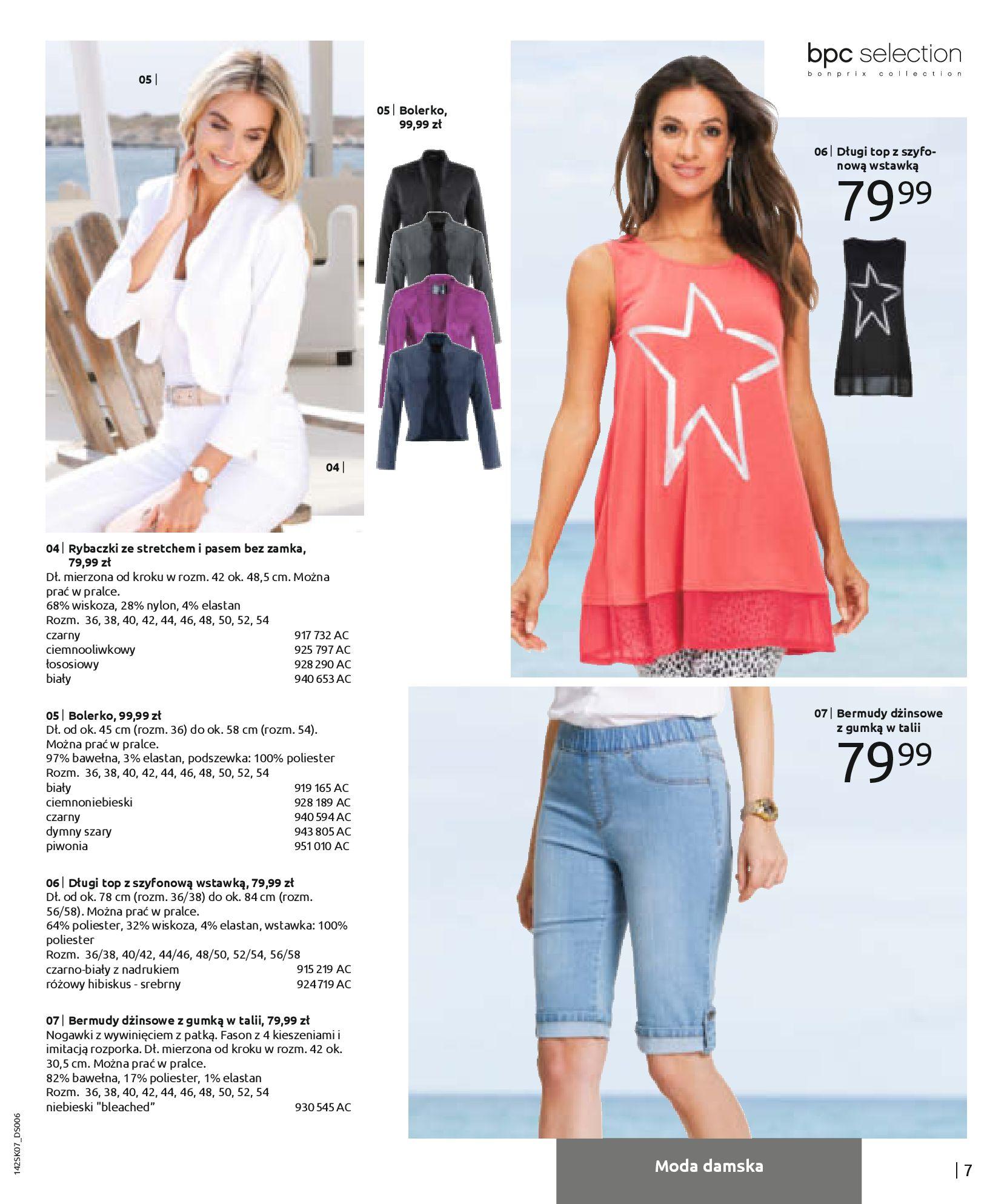Gazetka Bonprix: SUMMER FASHION! 2020-08-26 page-9
