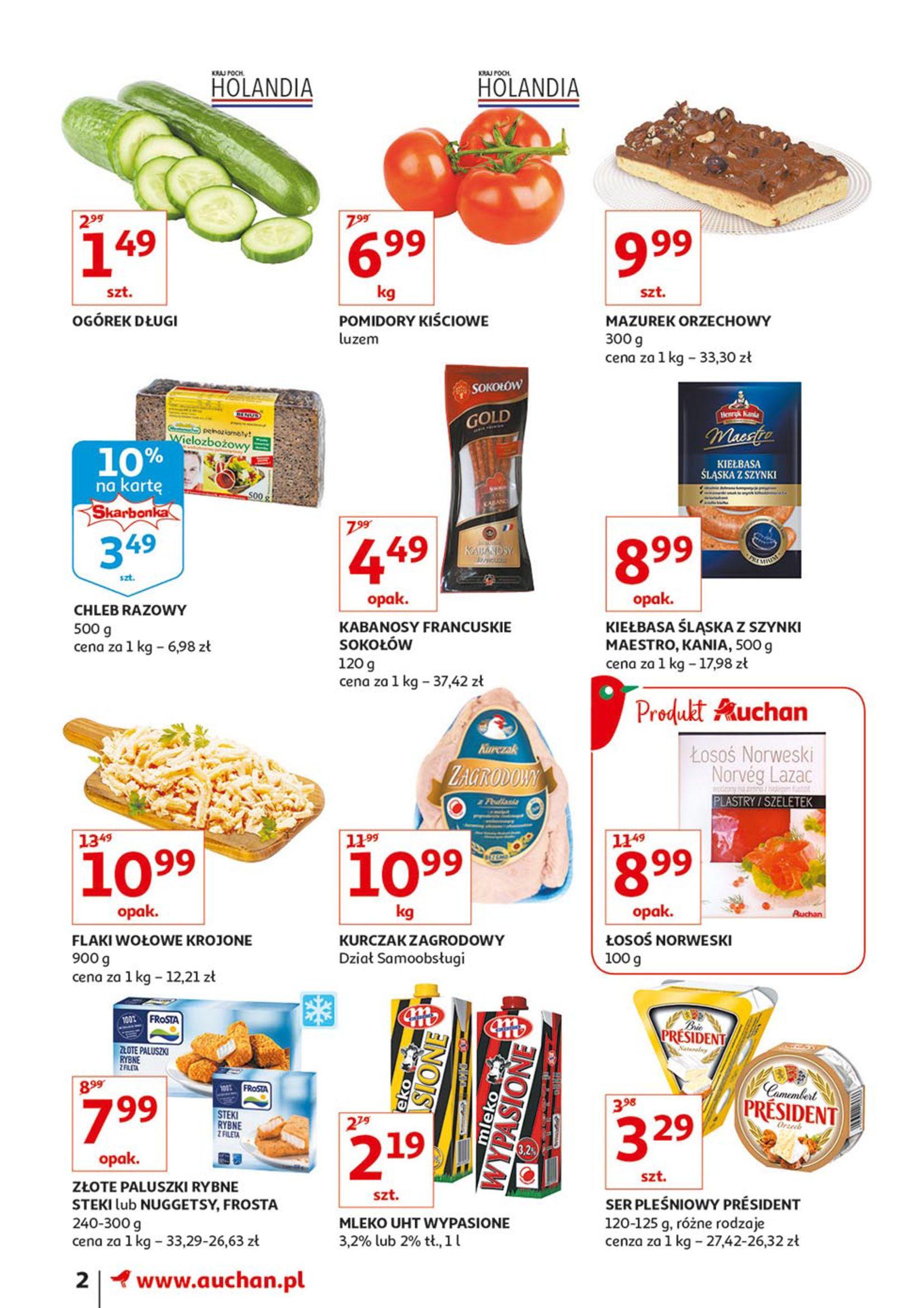 Gazetka Auchan - Przygotuj się do świąt - Moje Auchan-10.04.2019-20.04.2019-page-